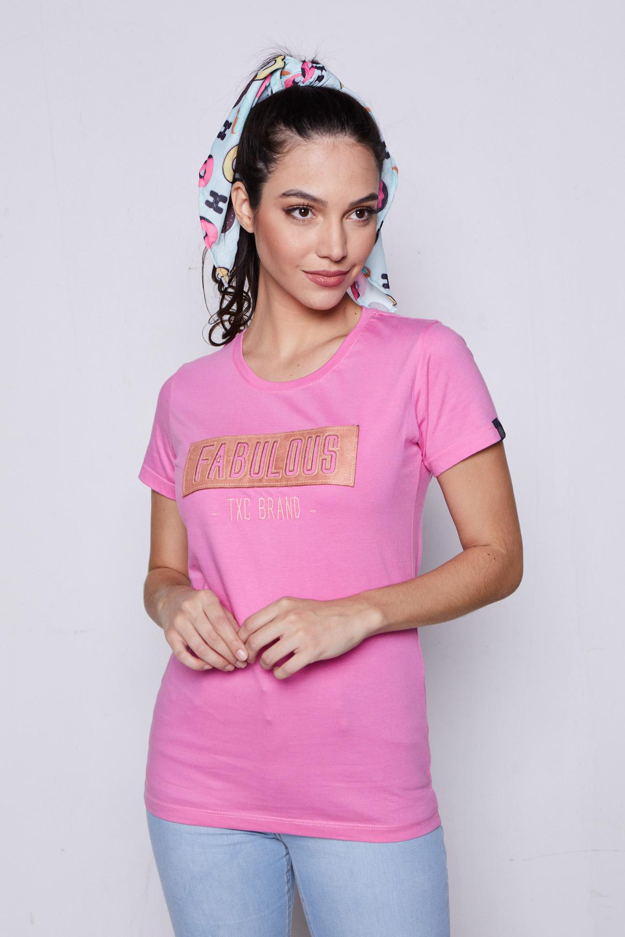 Camiseta Feminina TXC 4780