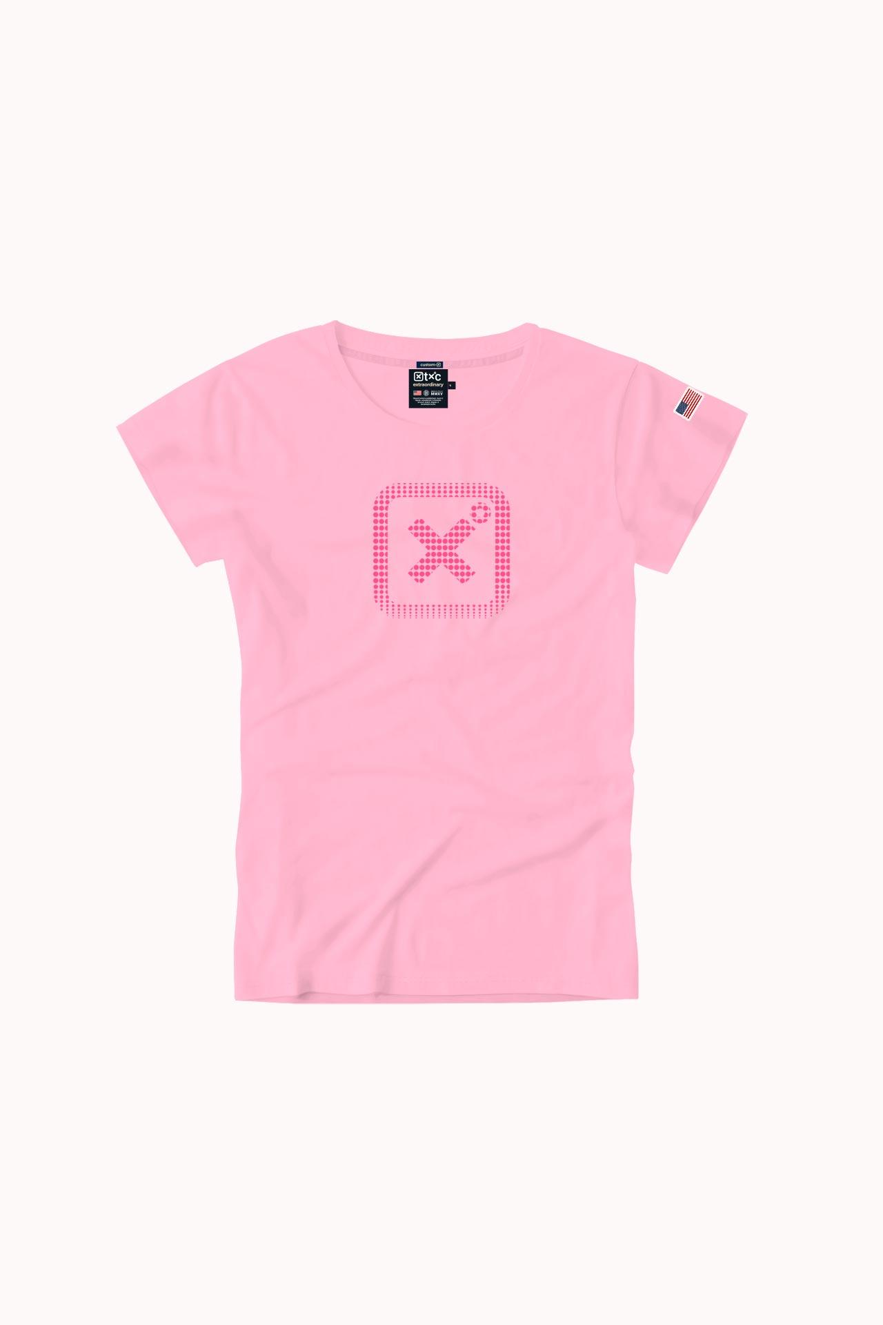 Camiseta Feminina TXC 4900