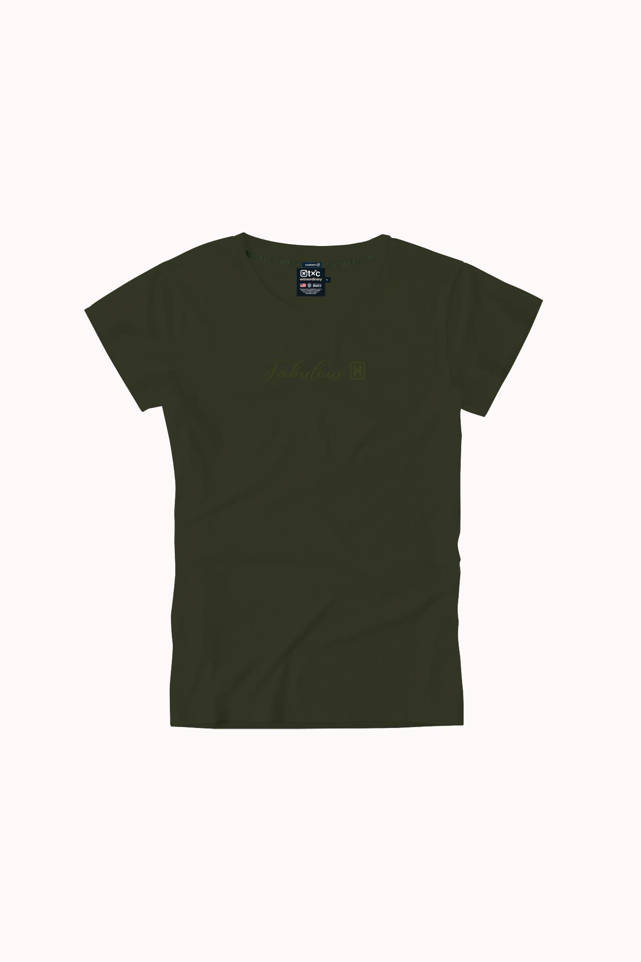 Camiseta Feminina TXC 4922