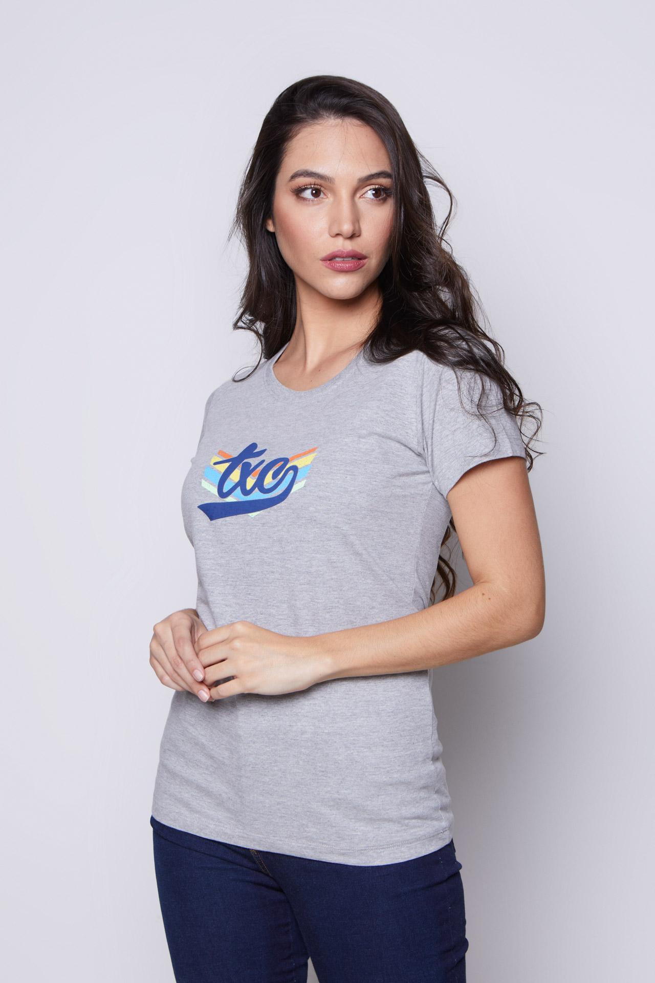 Camiseta Feminina TXC 4937