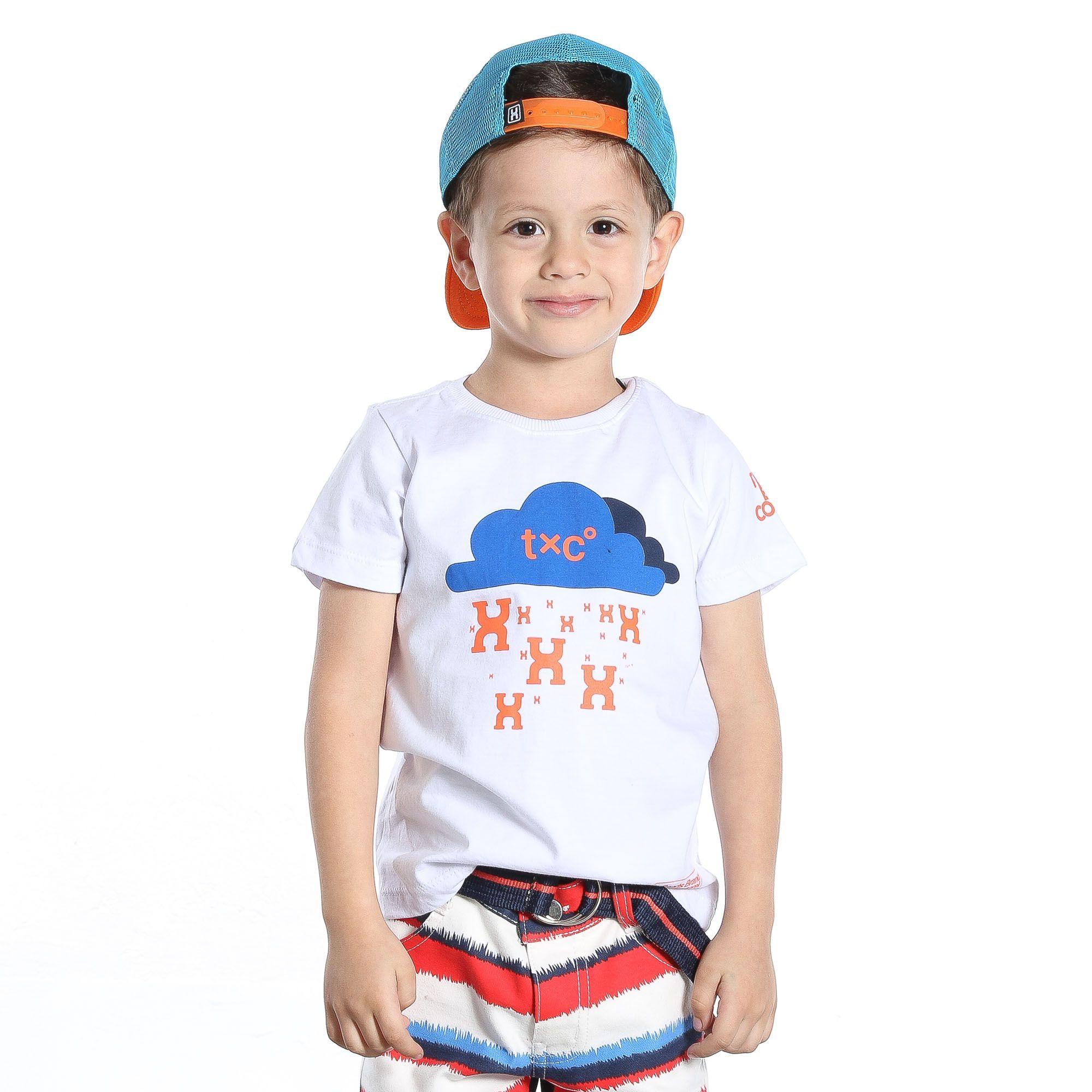 Camiseta infantil TXC 14041I