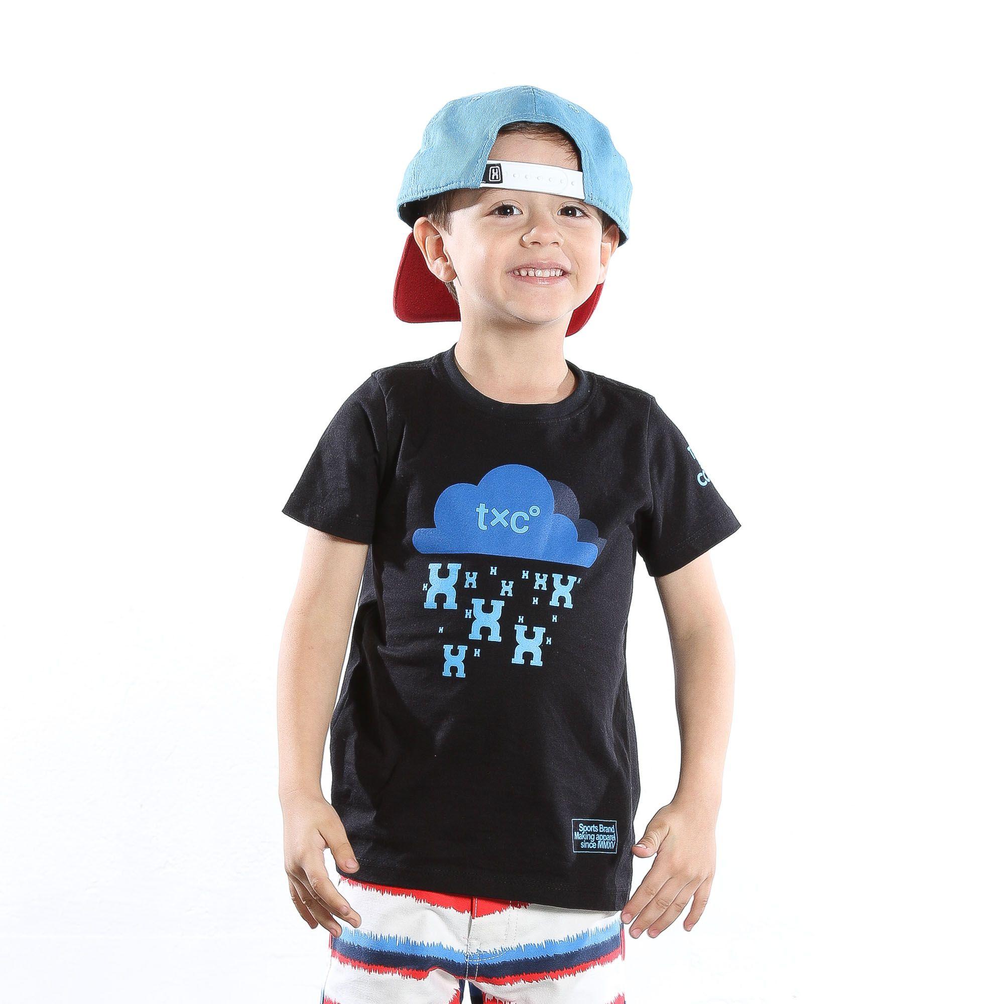 Camiseta infantil TXC 14042I