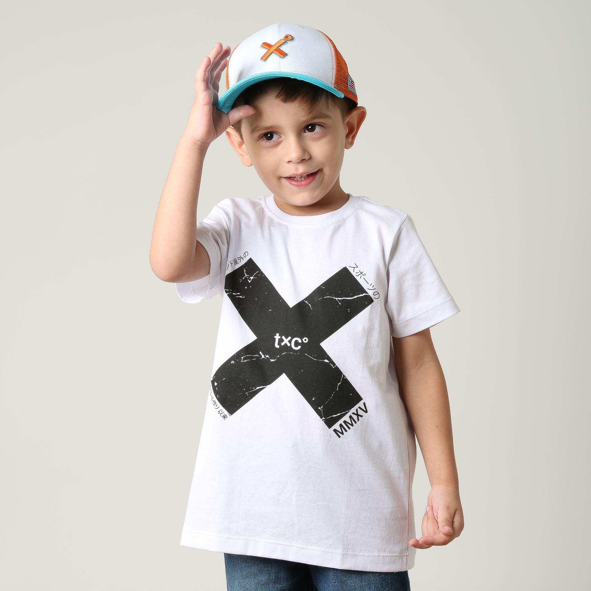 Camiseta Infantil TXC 14062I