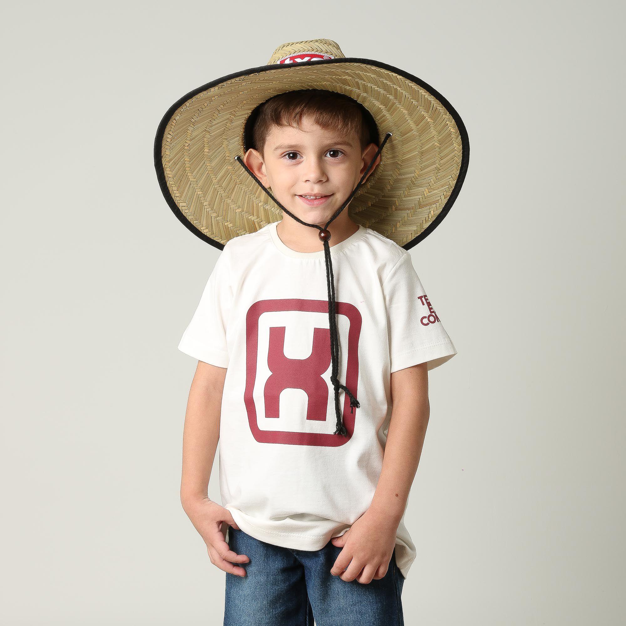 Camiseta Infantil TXC 14070I