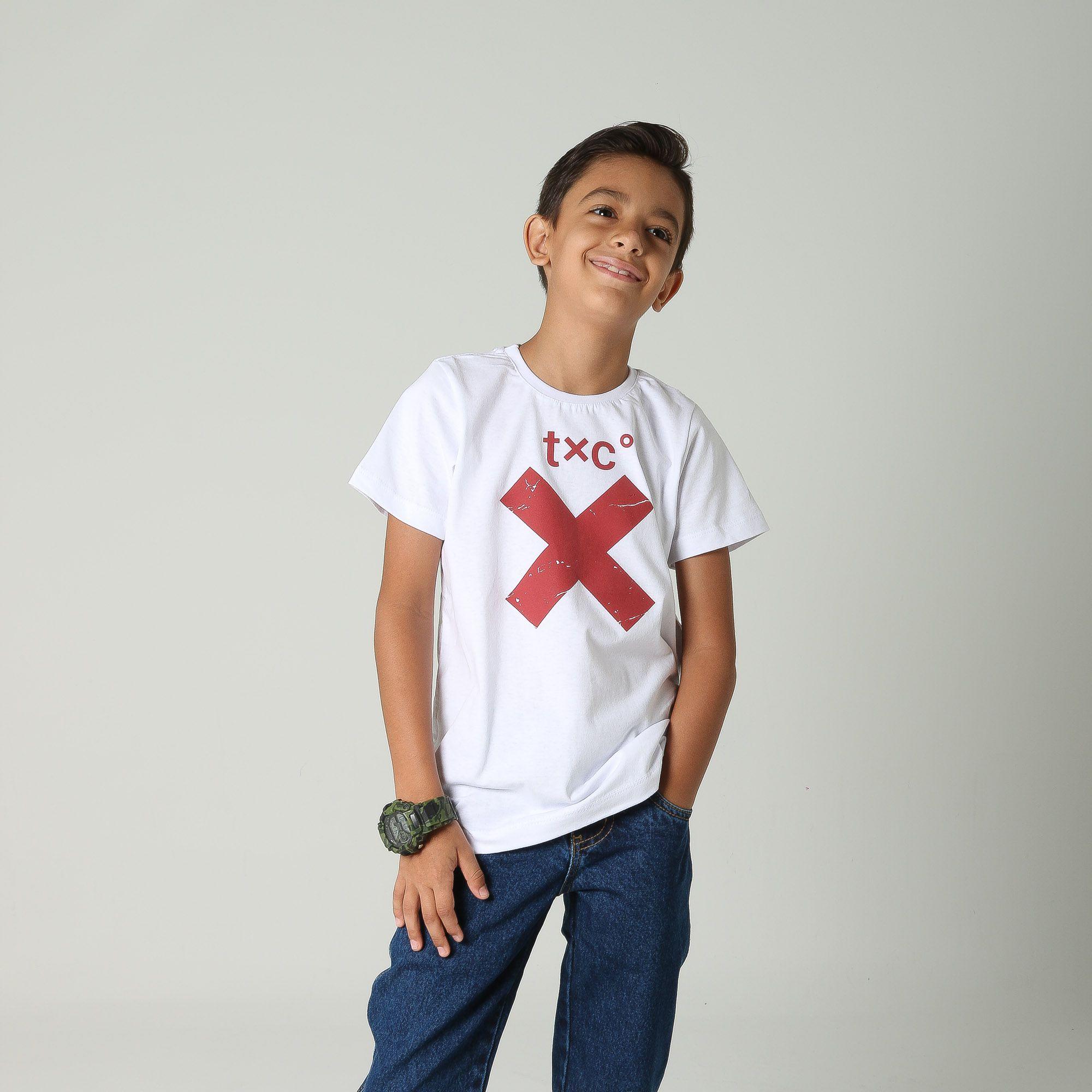 Camiseta Infantil TXC 14071I