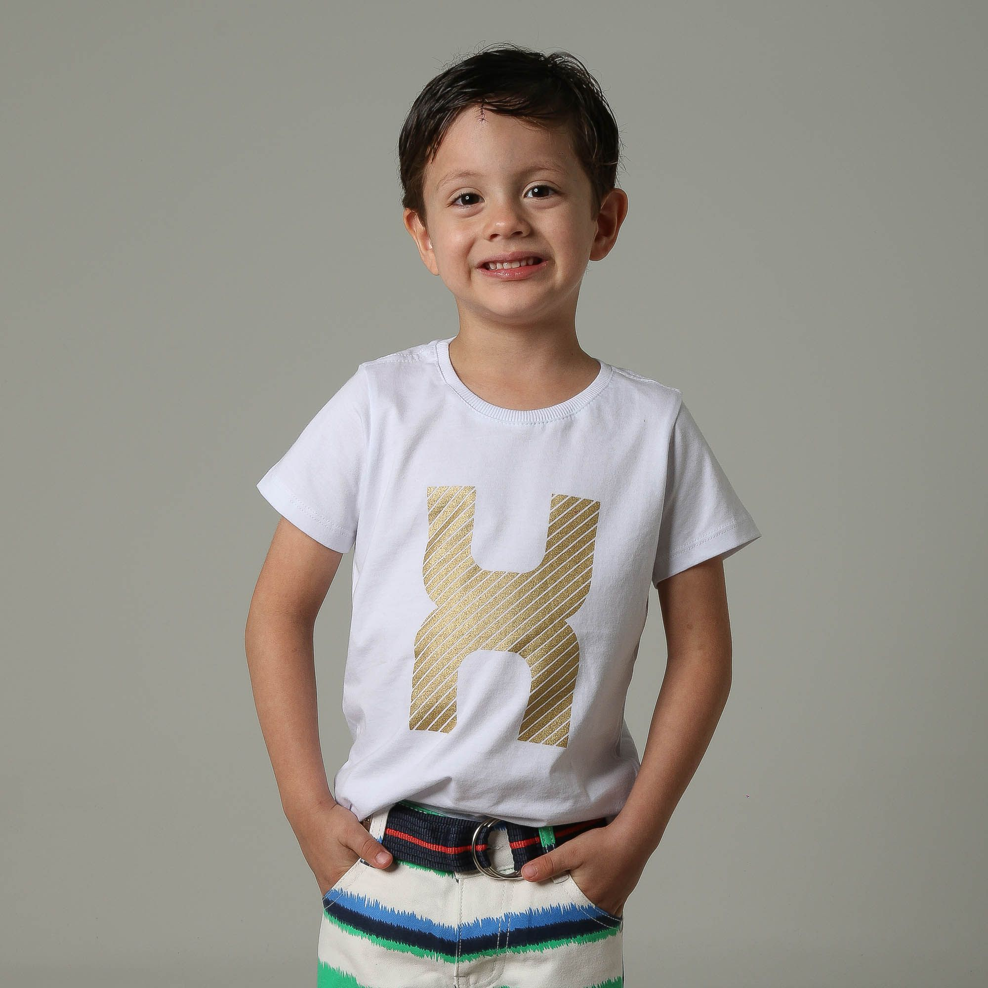 Camiseta Infantil TXC 14078I
