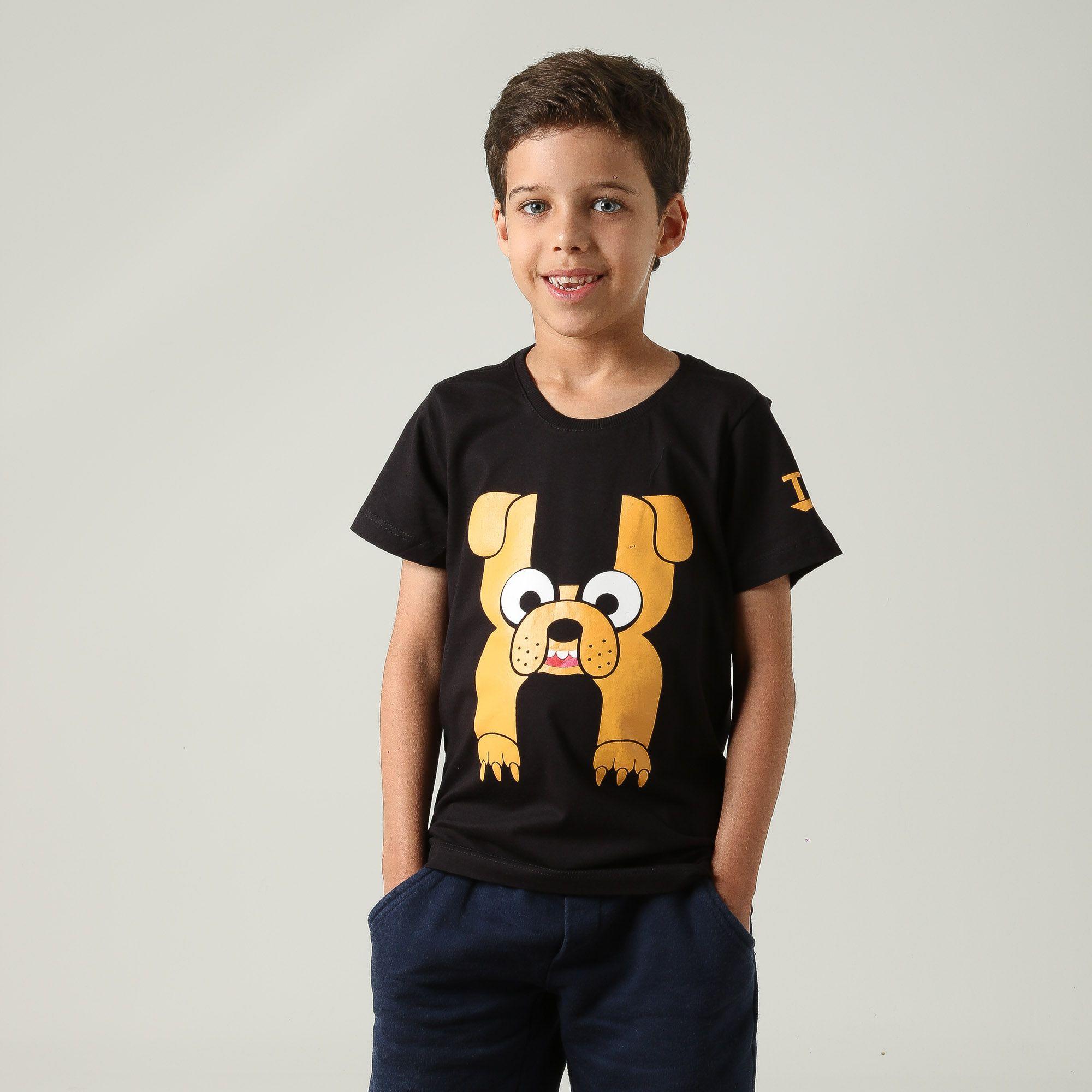 Camiseta Infantil TXC 14081I