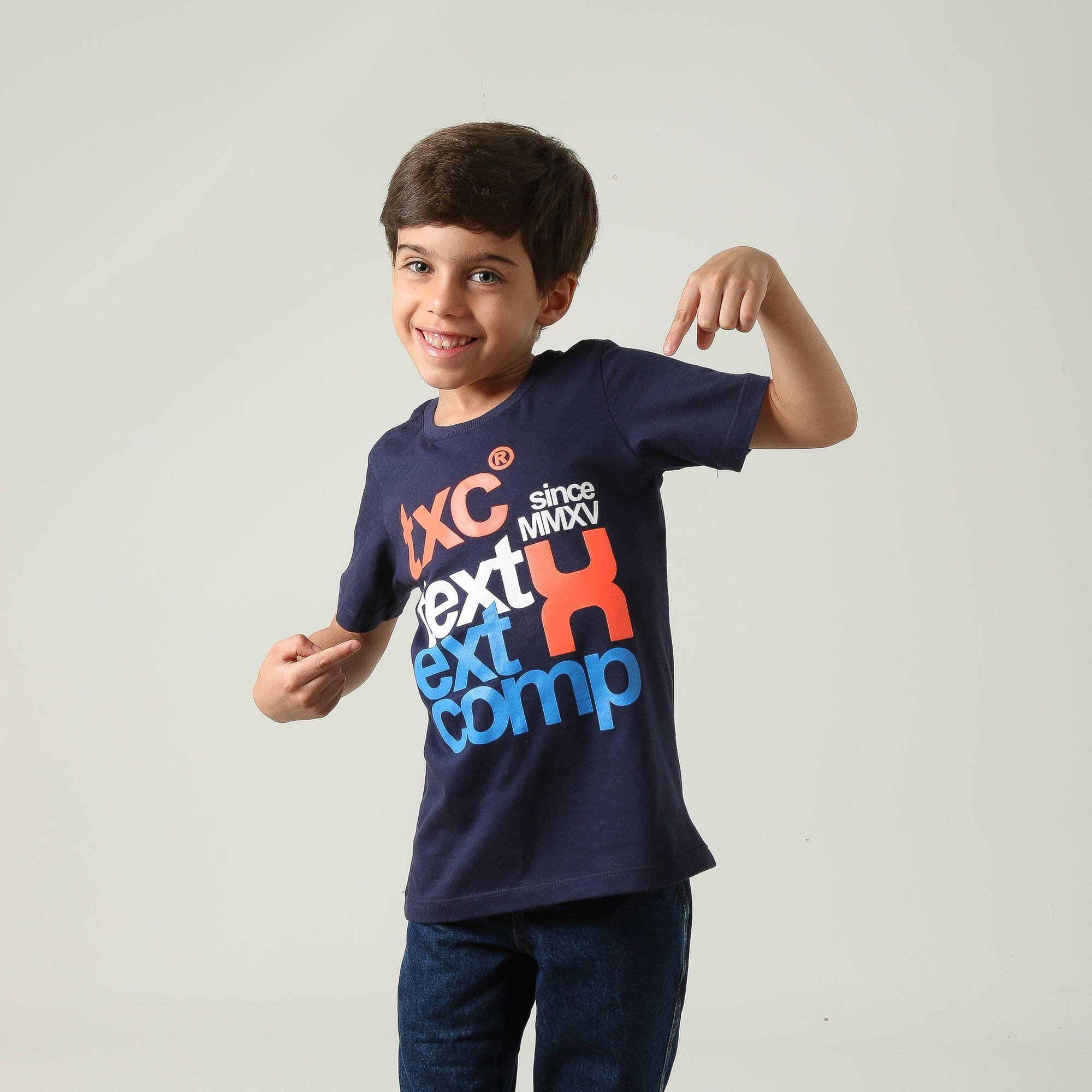 Camiseta Infantil TXC 14088I