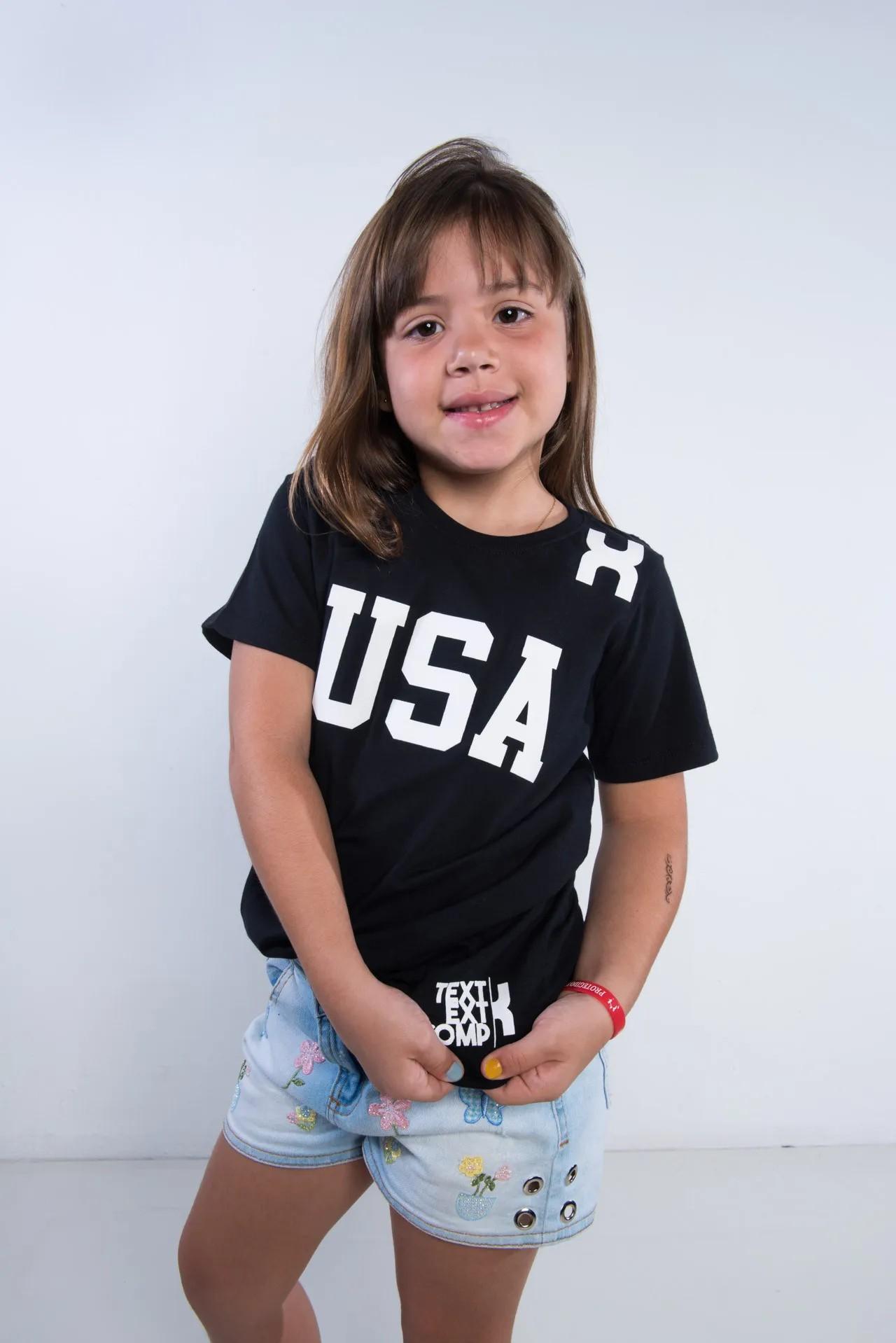 Camiseta Infantil TXC 14091I