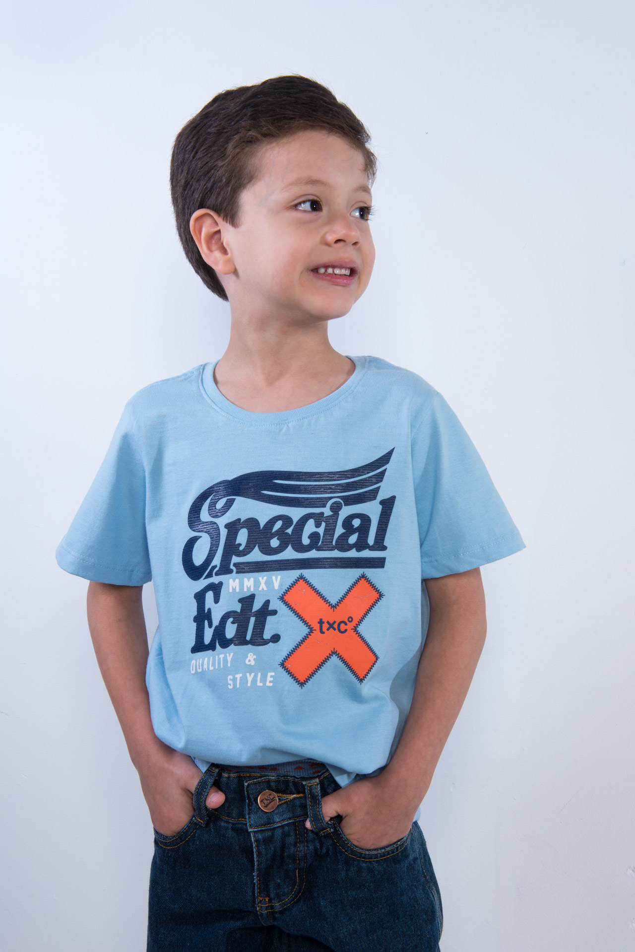 Camiseta Infantil TXC 14097I