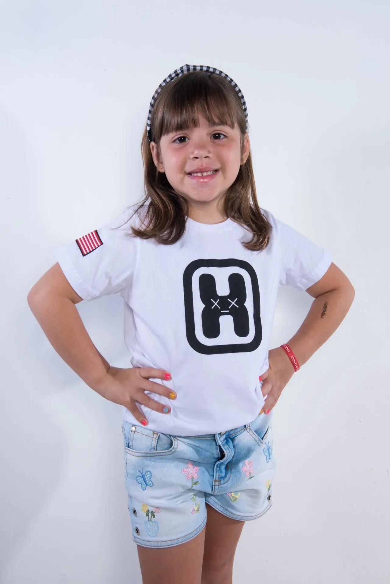Camiseta Infantil TXC 14104I