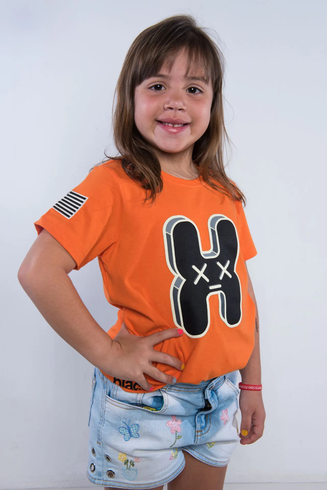 Camiseta Infantil TXC 14105I