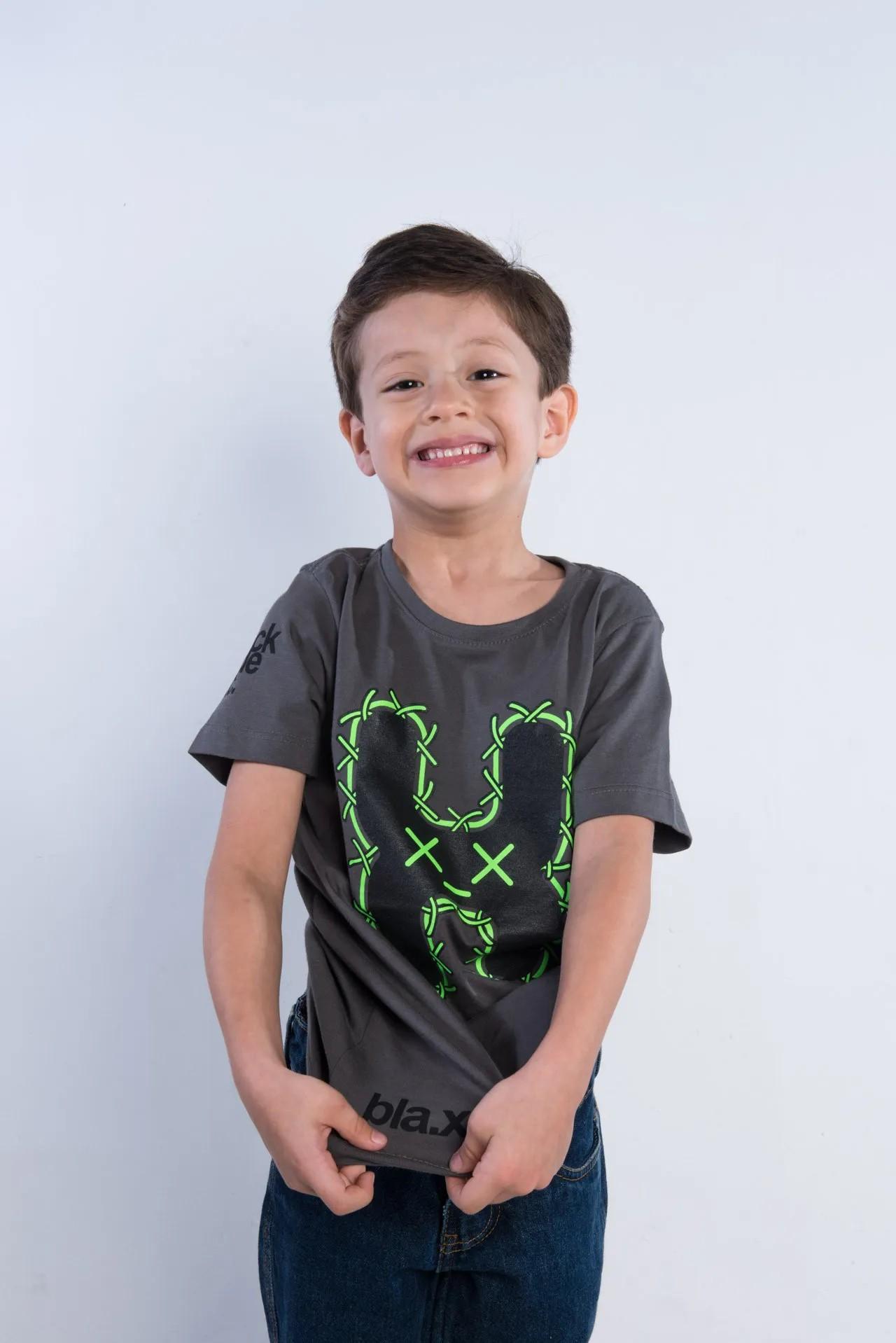 Camiseta Infantil TXC 14106I