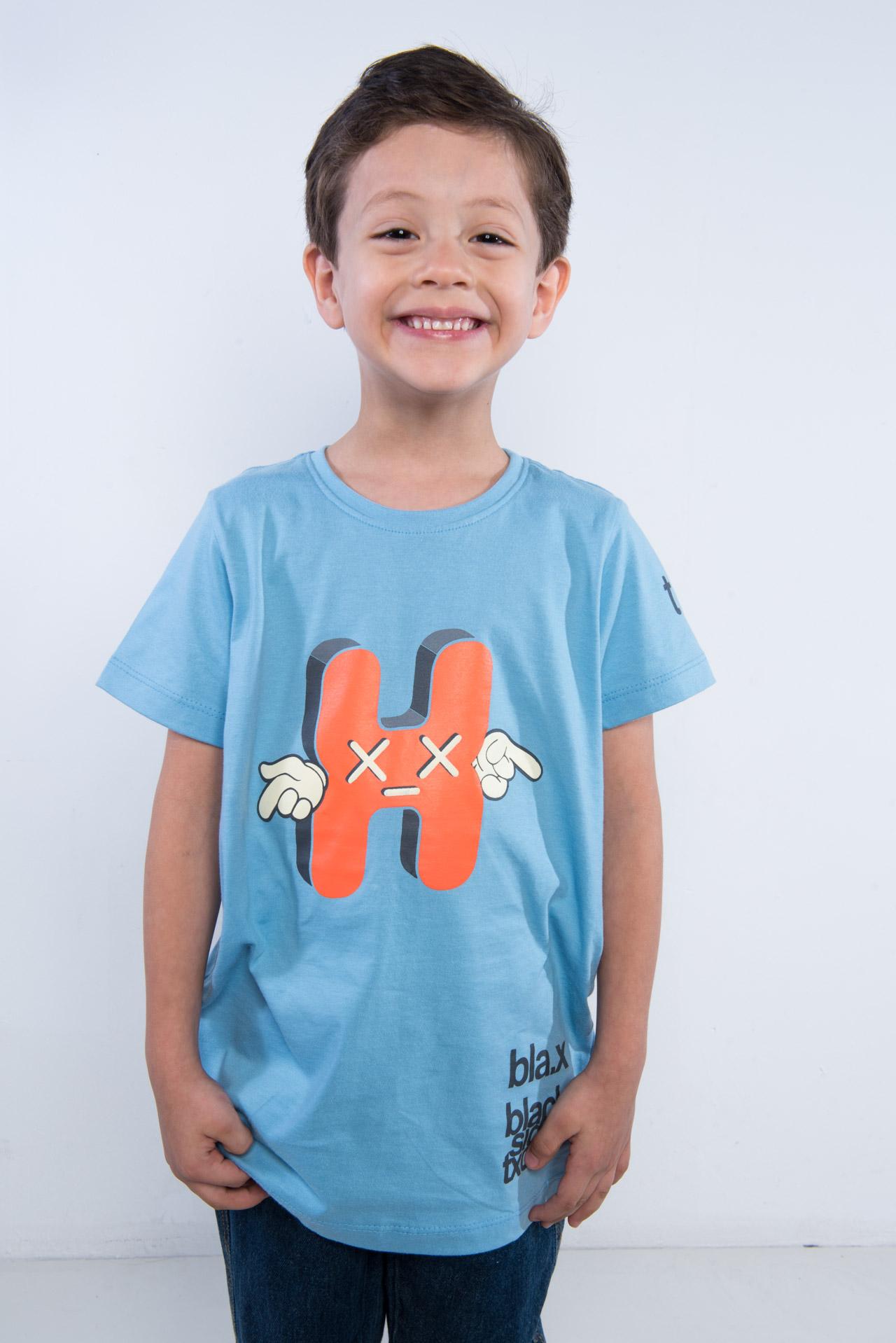 Camiseta Infantil TXC 14108I