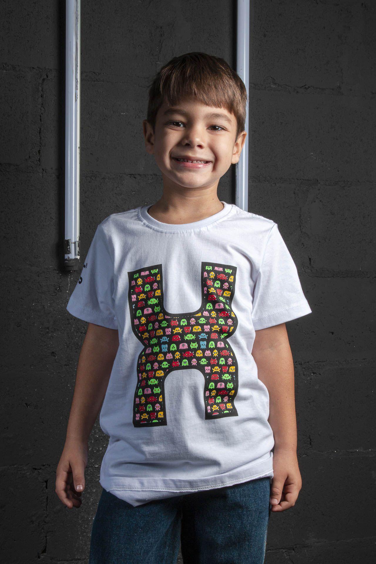 Camiseta Infantil TXC 14115I