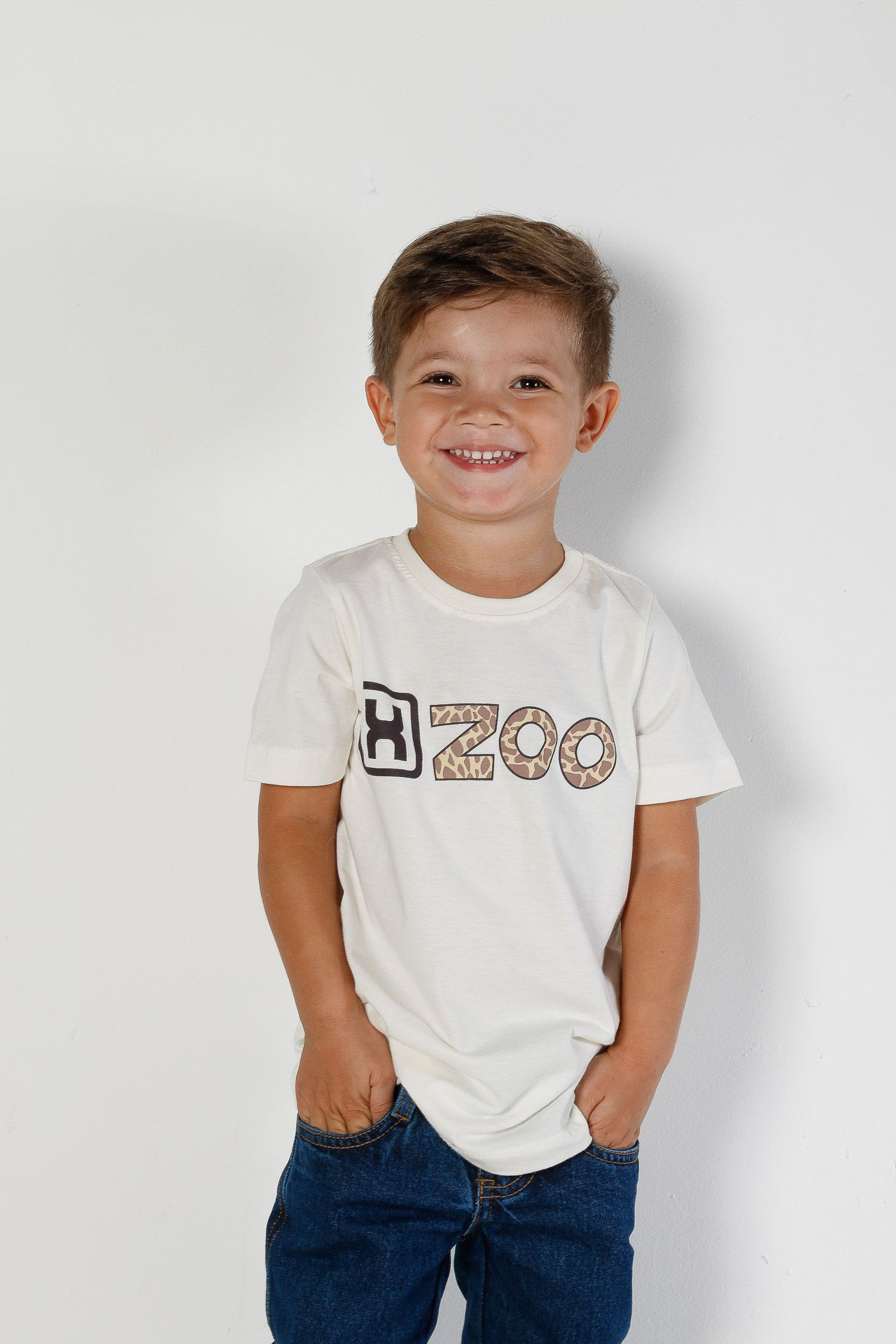 Camiseta Infantil TXC 14117I