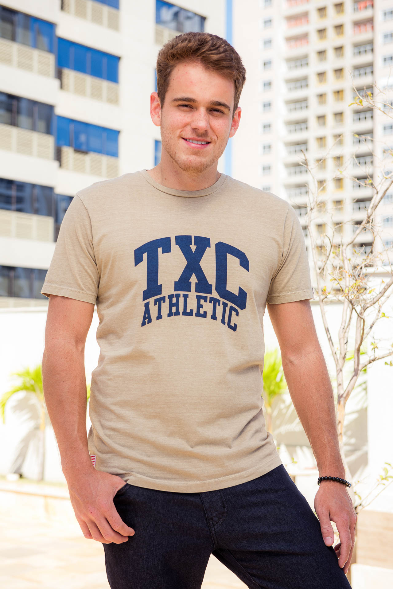 Camiseta Masculina TXC 1158