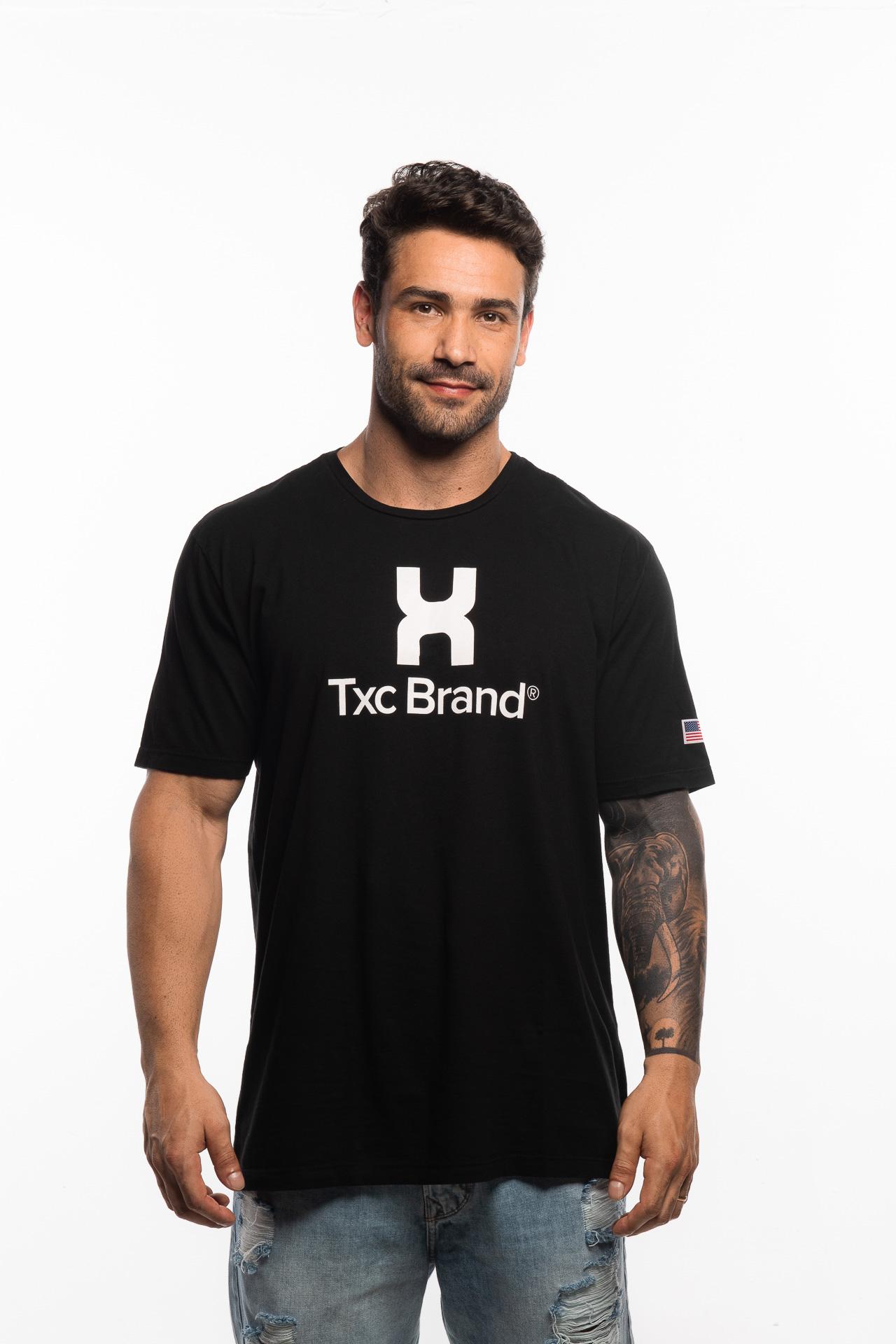 Camiseta Masculina TXC 1216