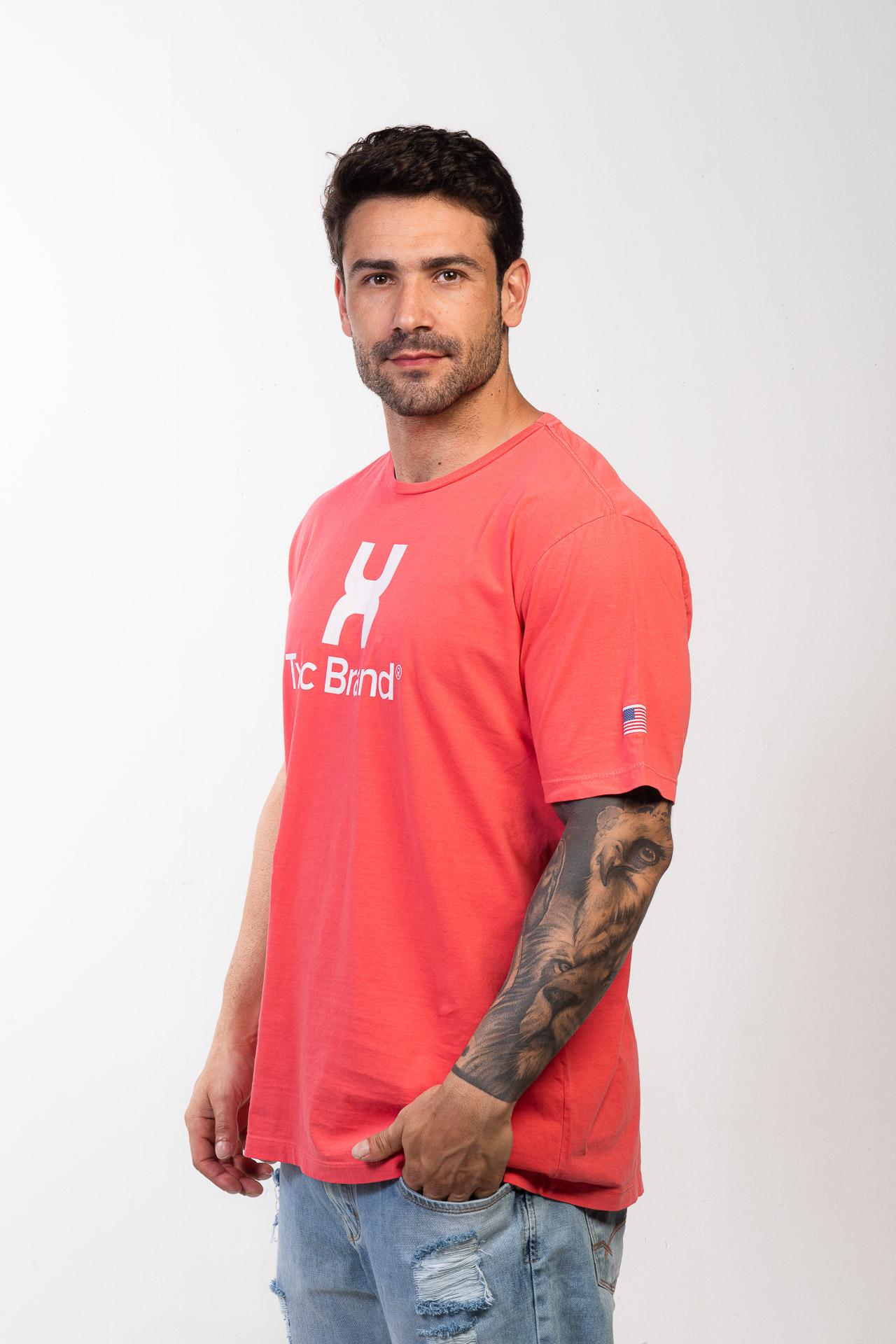 Camiseta Masculina TXC 1218