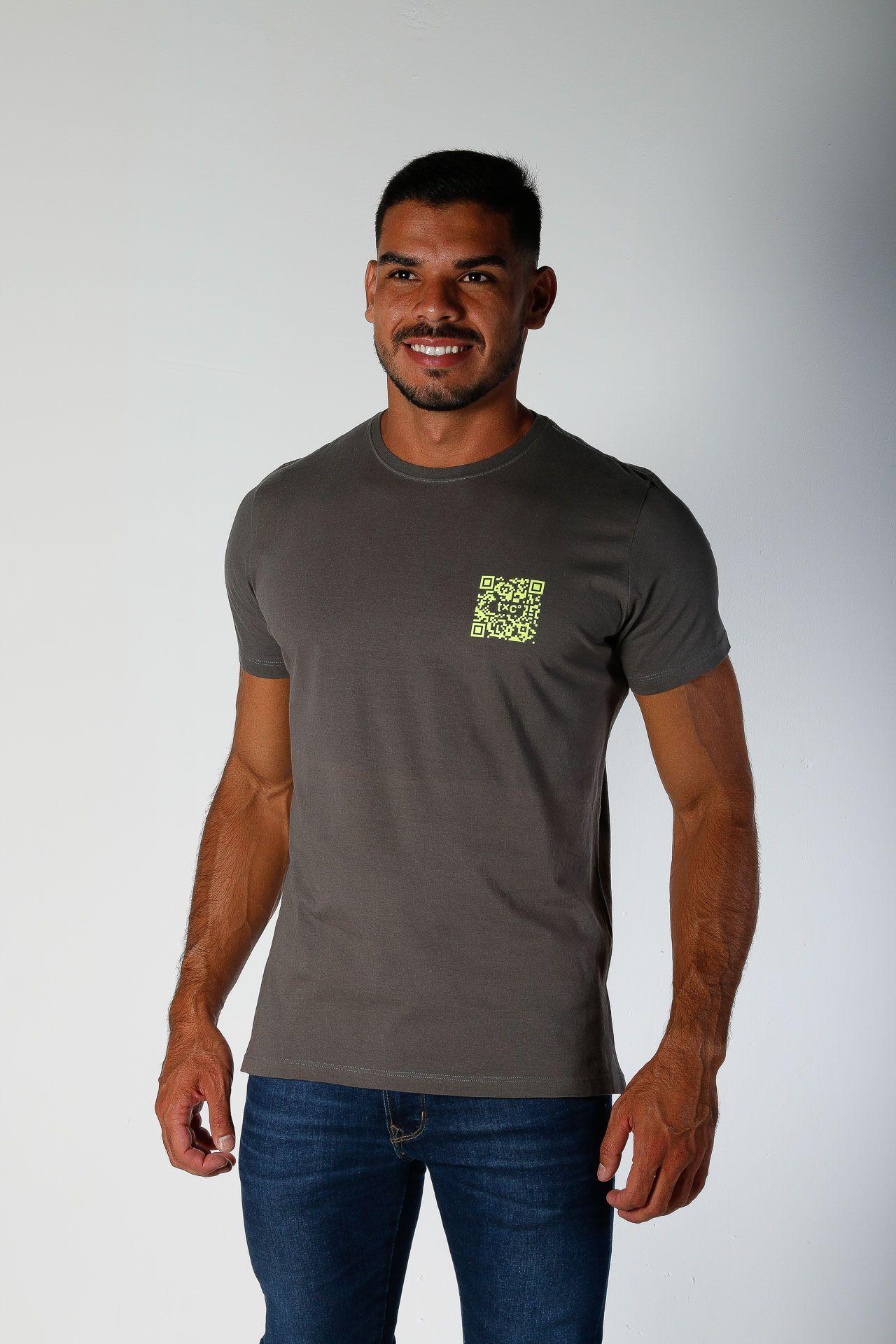 Camiseta Masculina TXC 1527