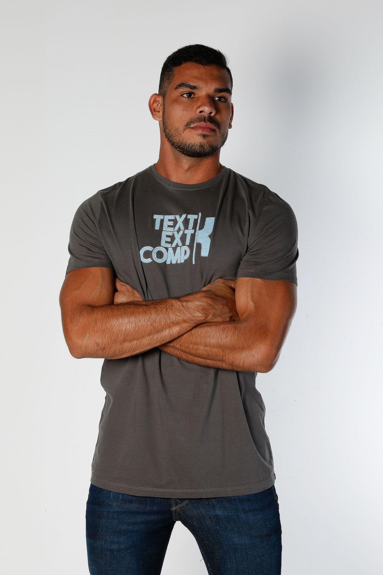 Camiseta Masculina TXC 1529