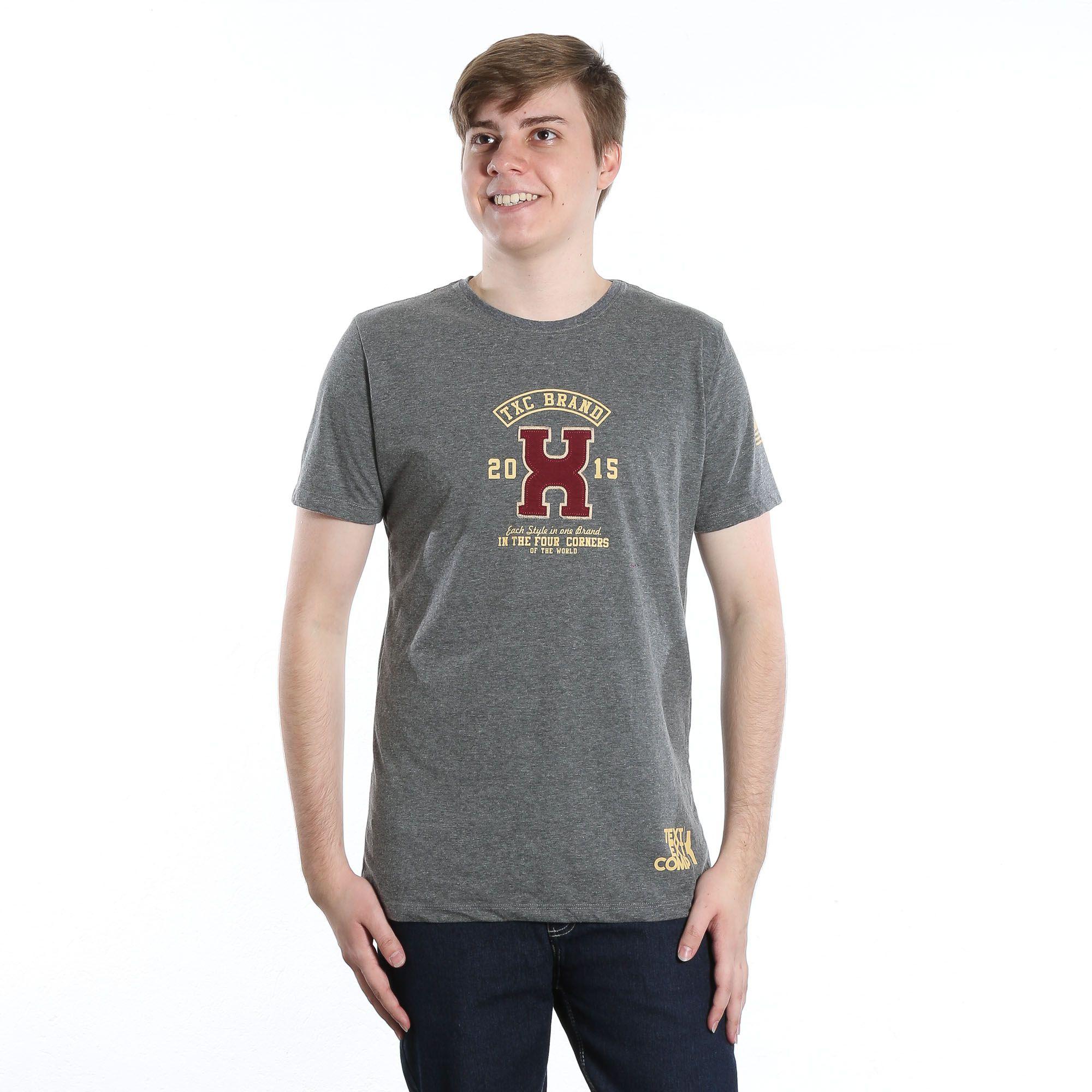 Camiseta Masculina TXC 1575