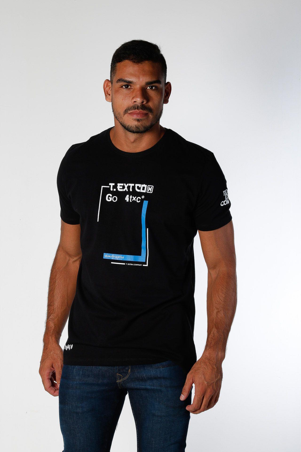 Camiseta Masculina TXC 1581