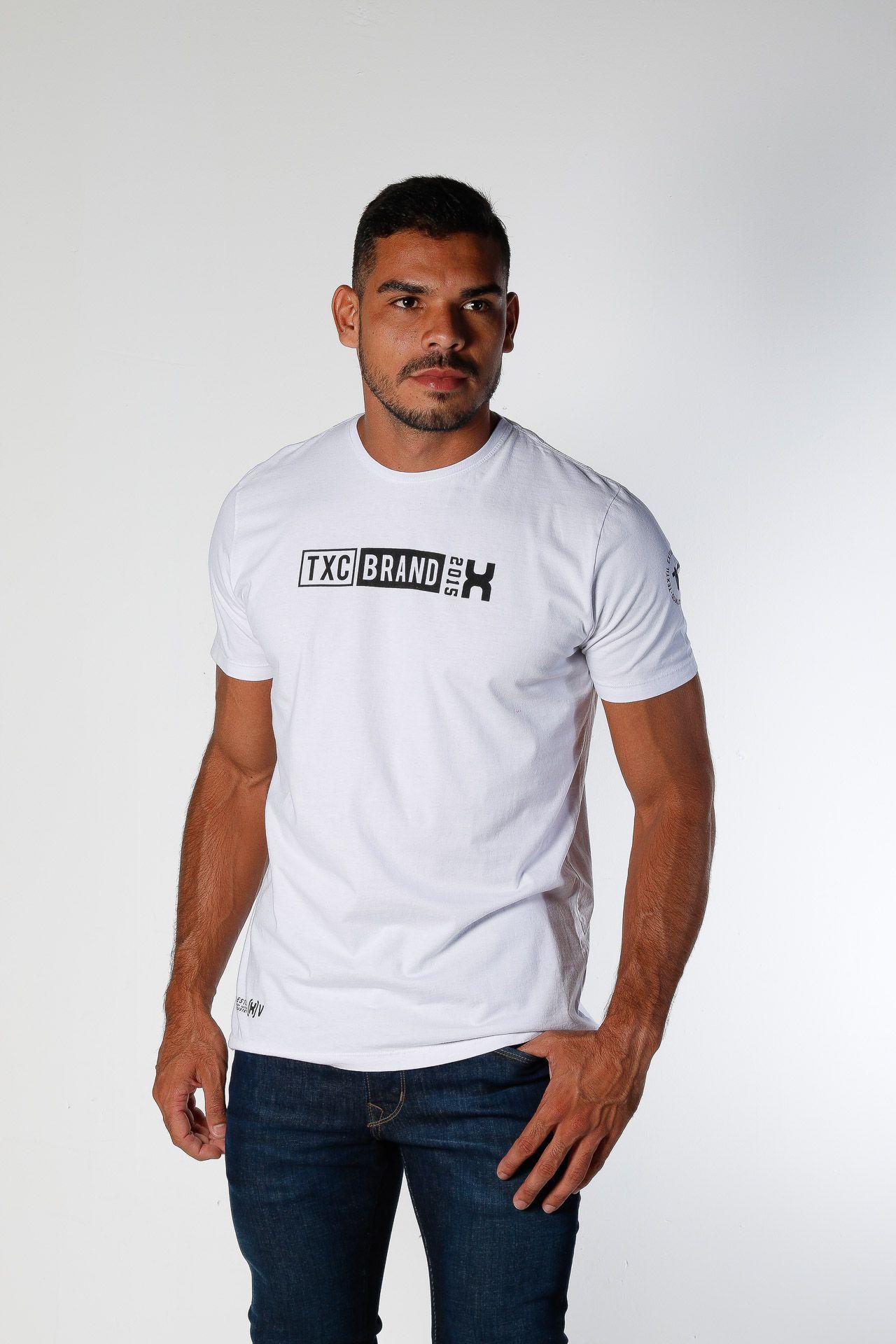 Camiseta Masculina TXC 1585