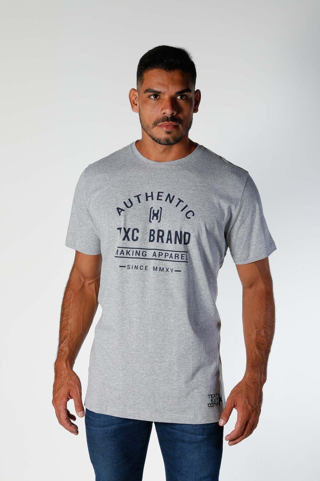 Camiseta Masculina TXC 1611