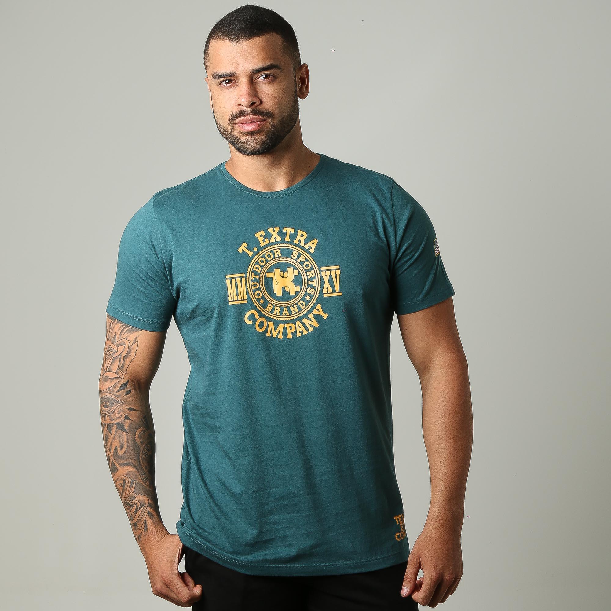 Camiseta Masculina TXC 1620