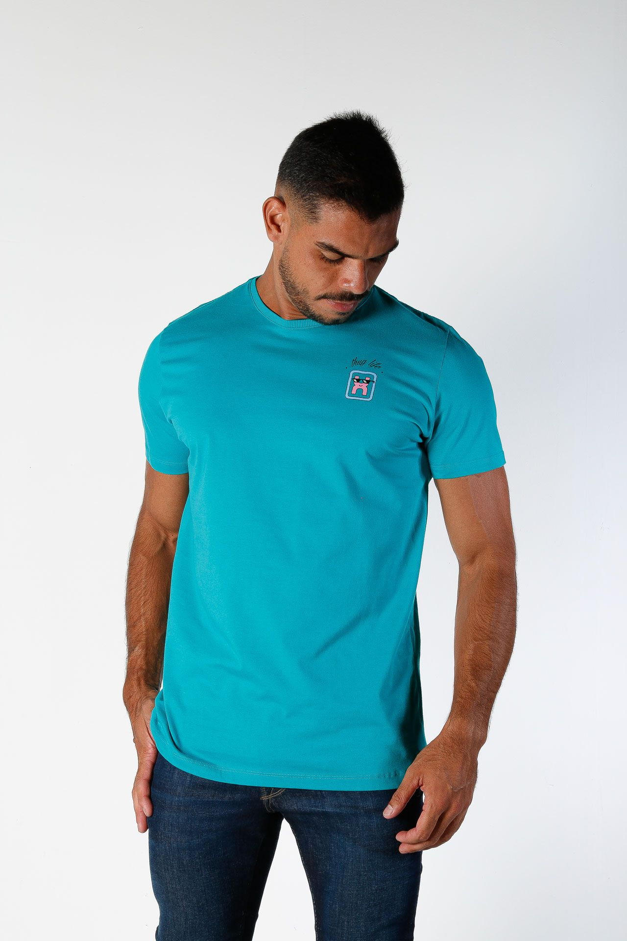 Camiseta Masculina TXC 1623