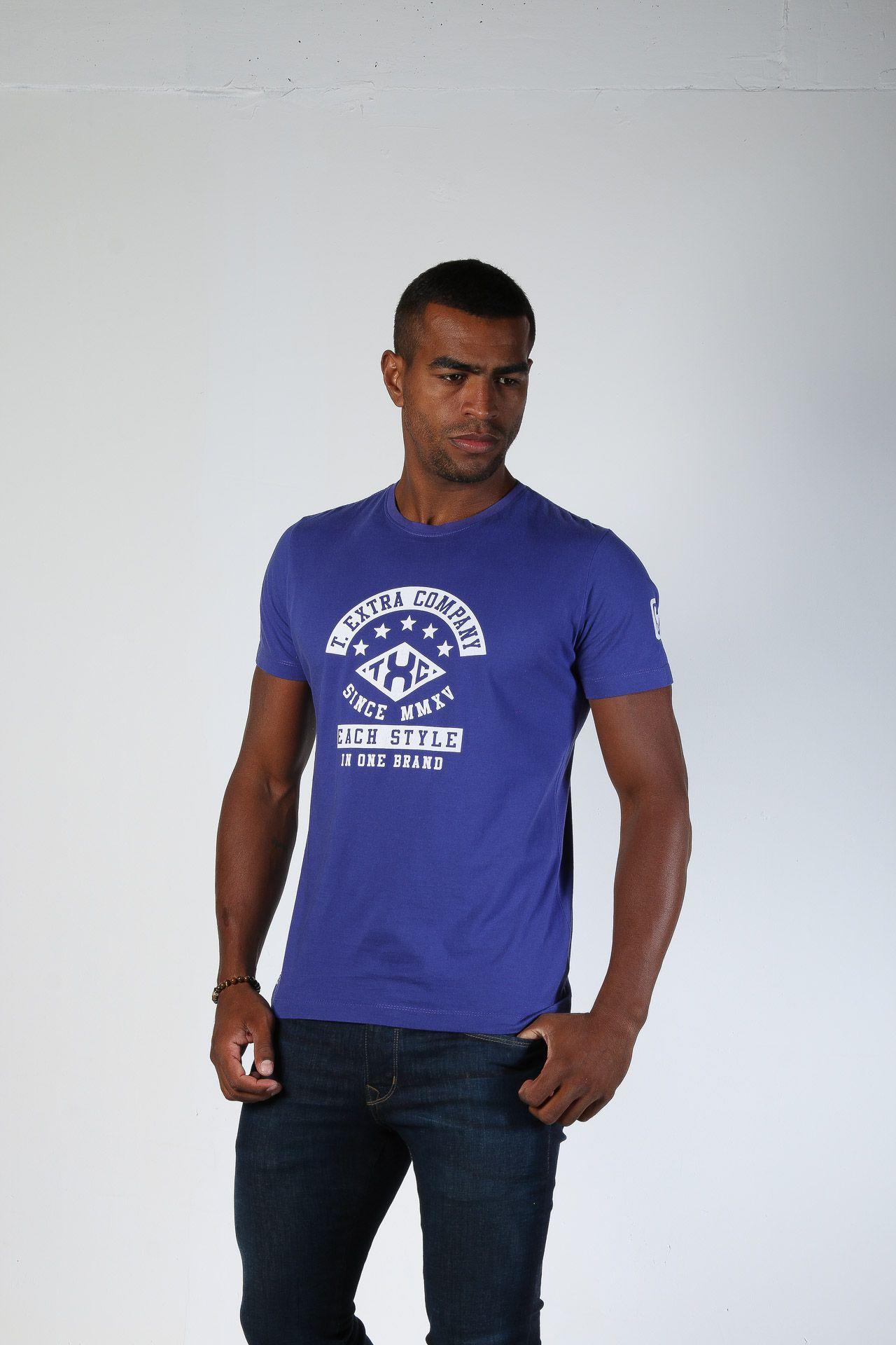 Camiseta Masculina TXC 1634