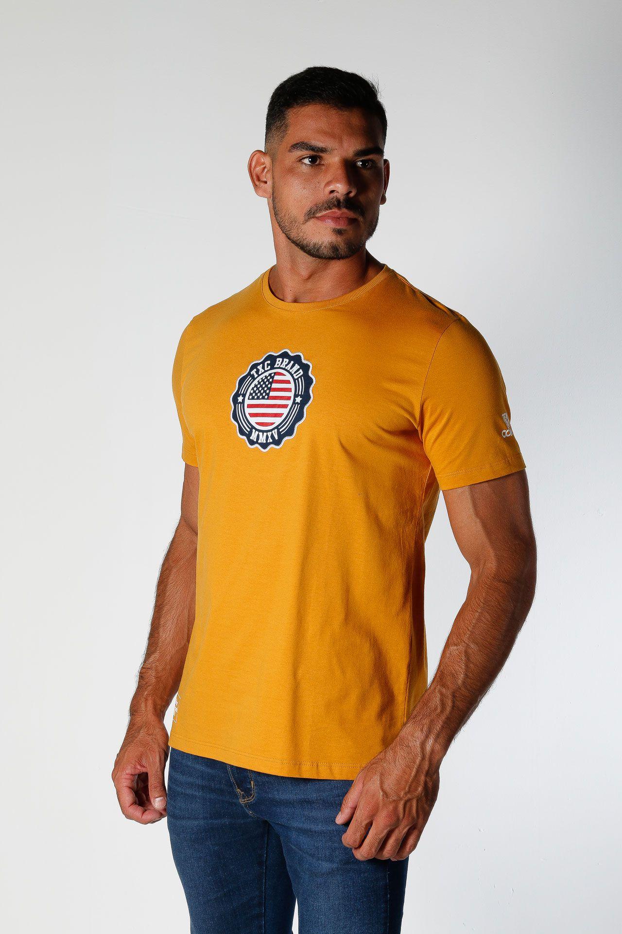 Camiseta Masculina TXC 1636