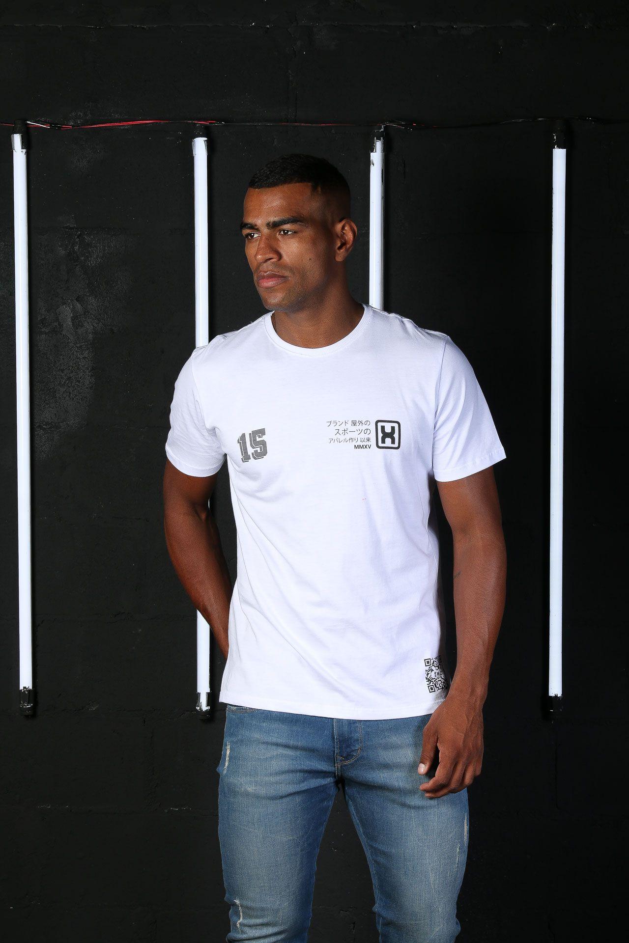 Camiseta Masculina TXC 1656