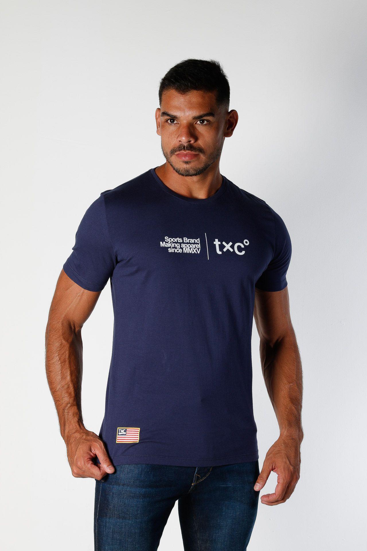 Camiseta Masculina TXC 1660