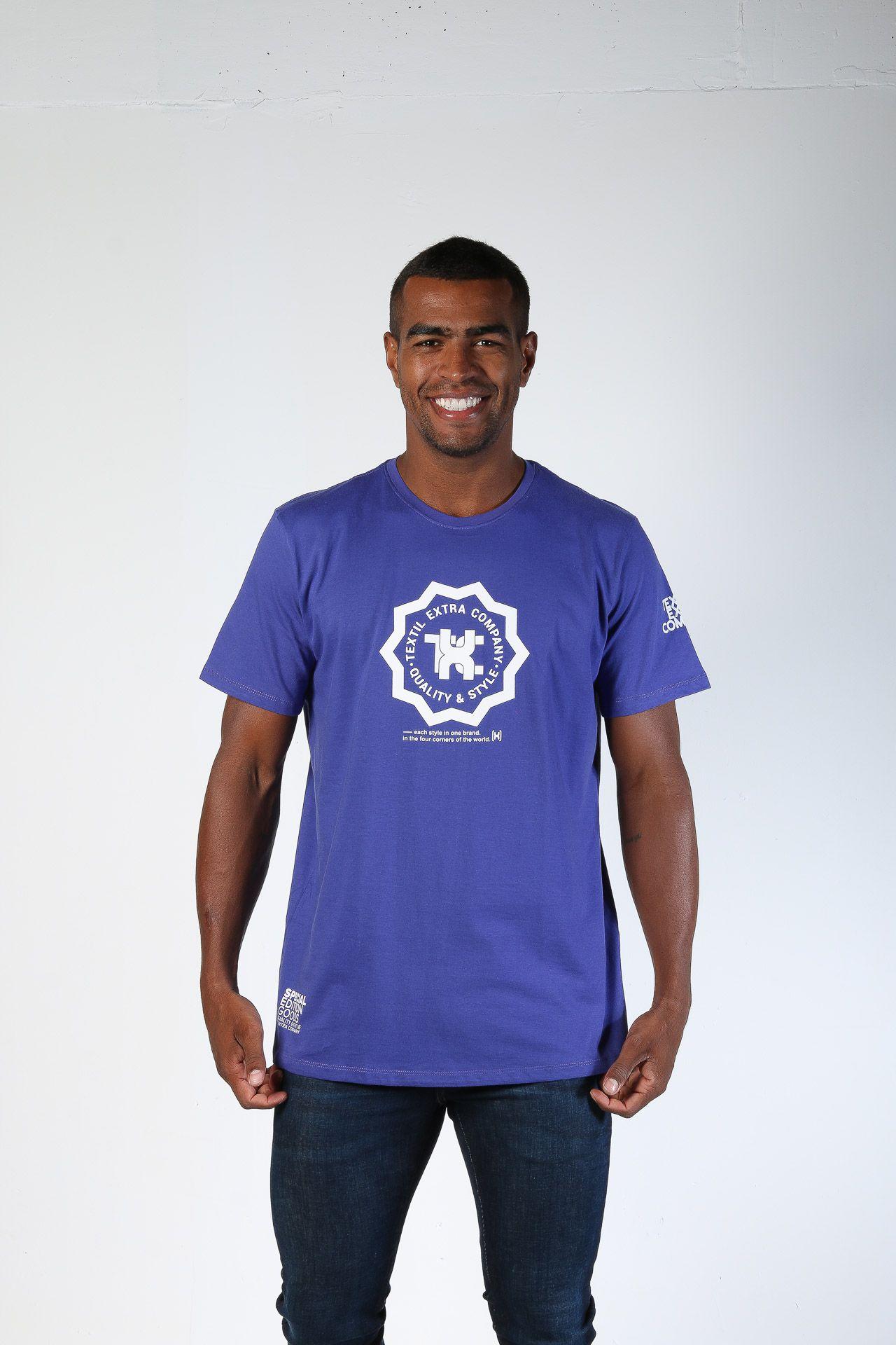 Camiseta Masculina TXC 1662