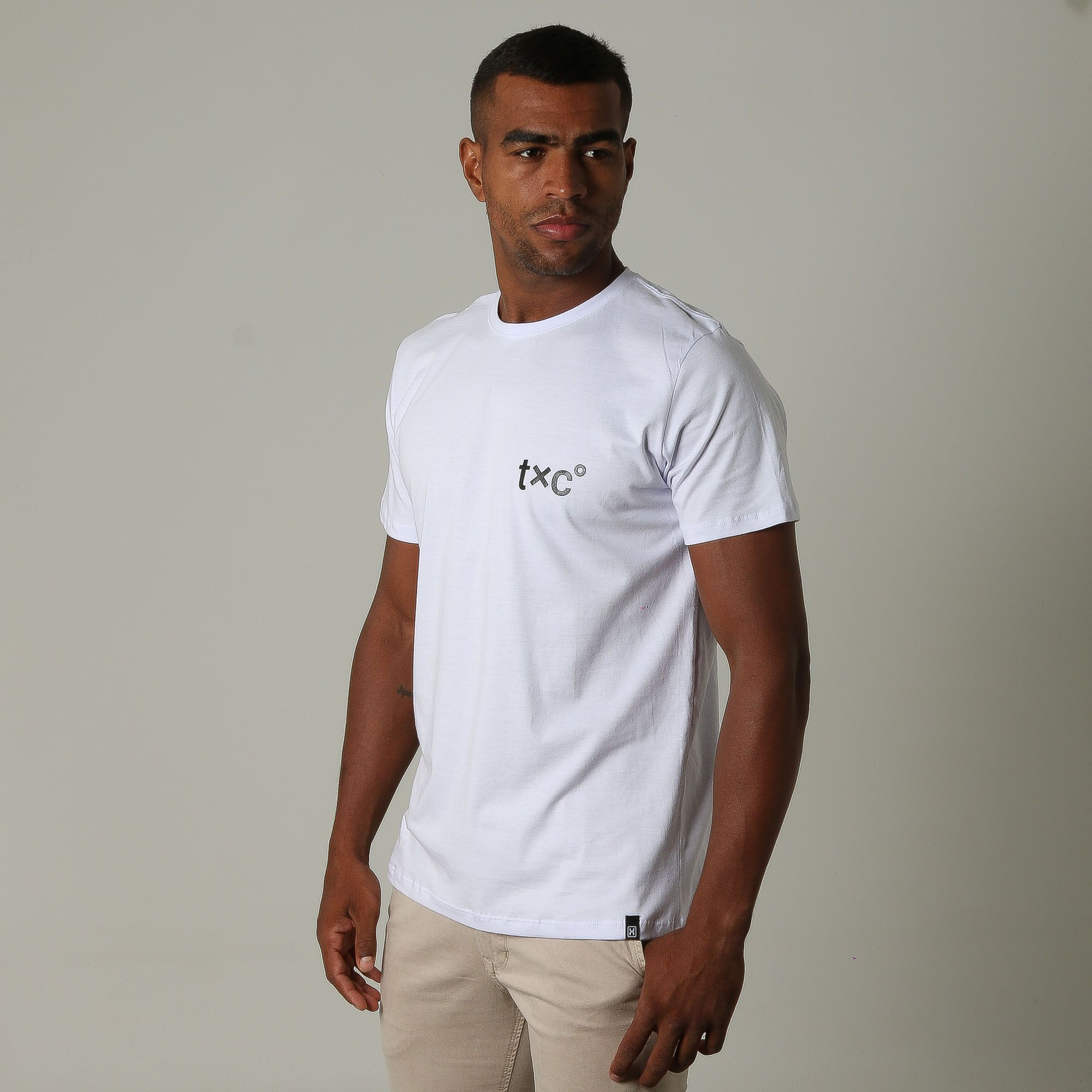 Camiseta Masculina TXC 1666