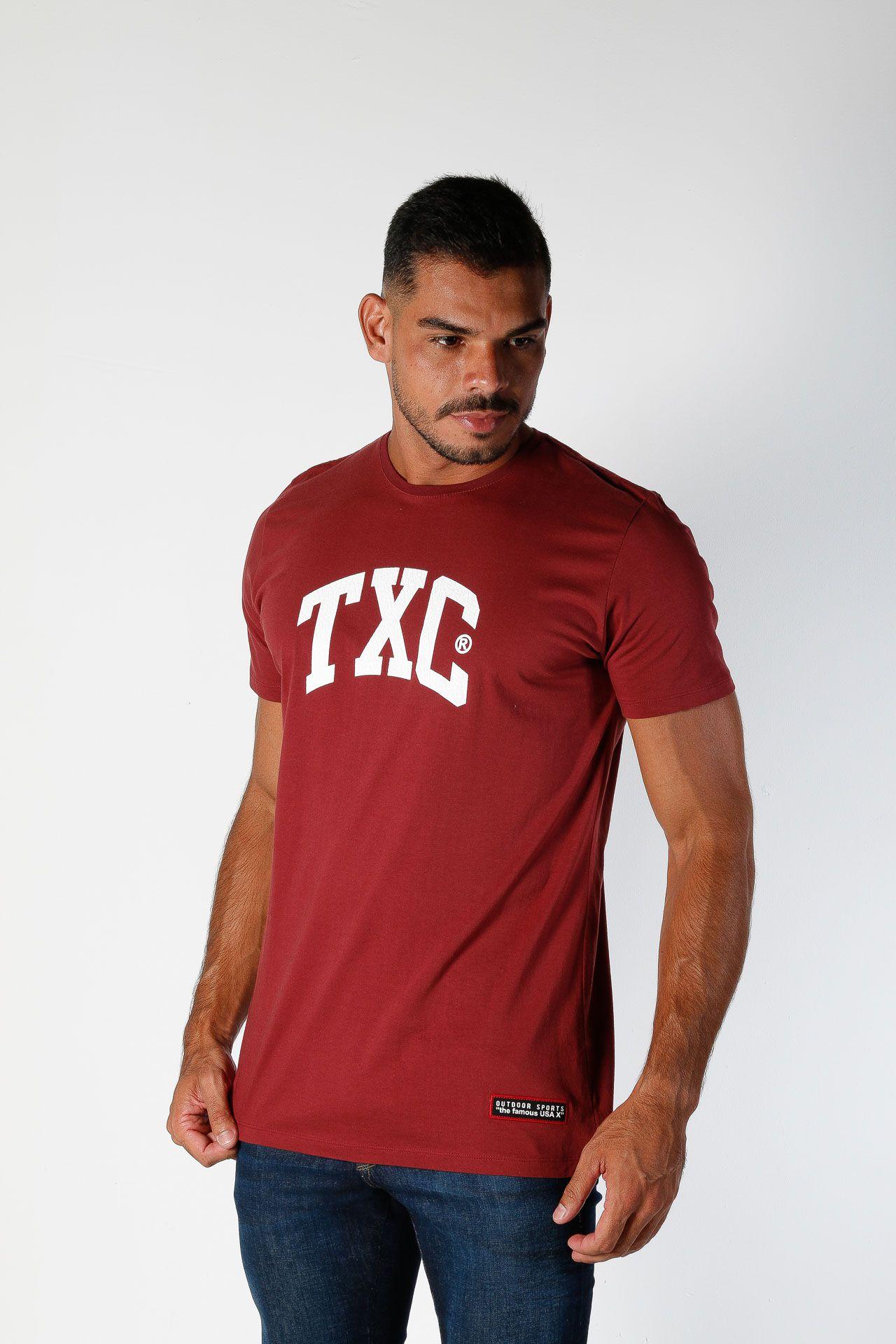 Camiseta Masculina TXC 1672