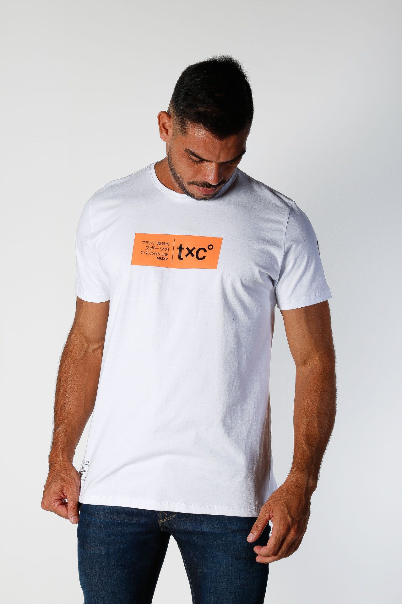 Camiseta Masculina TXC 1673