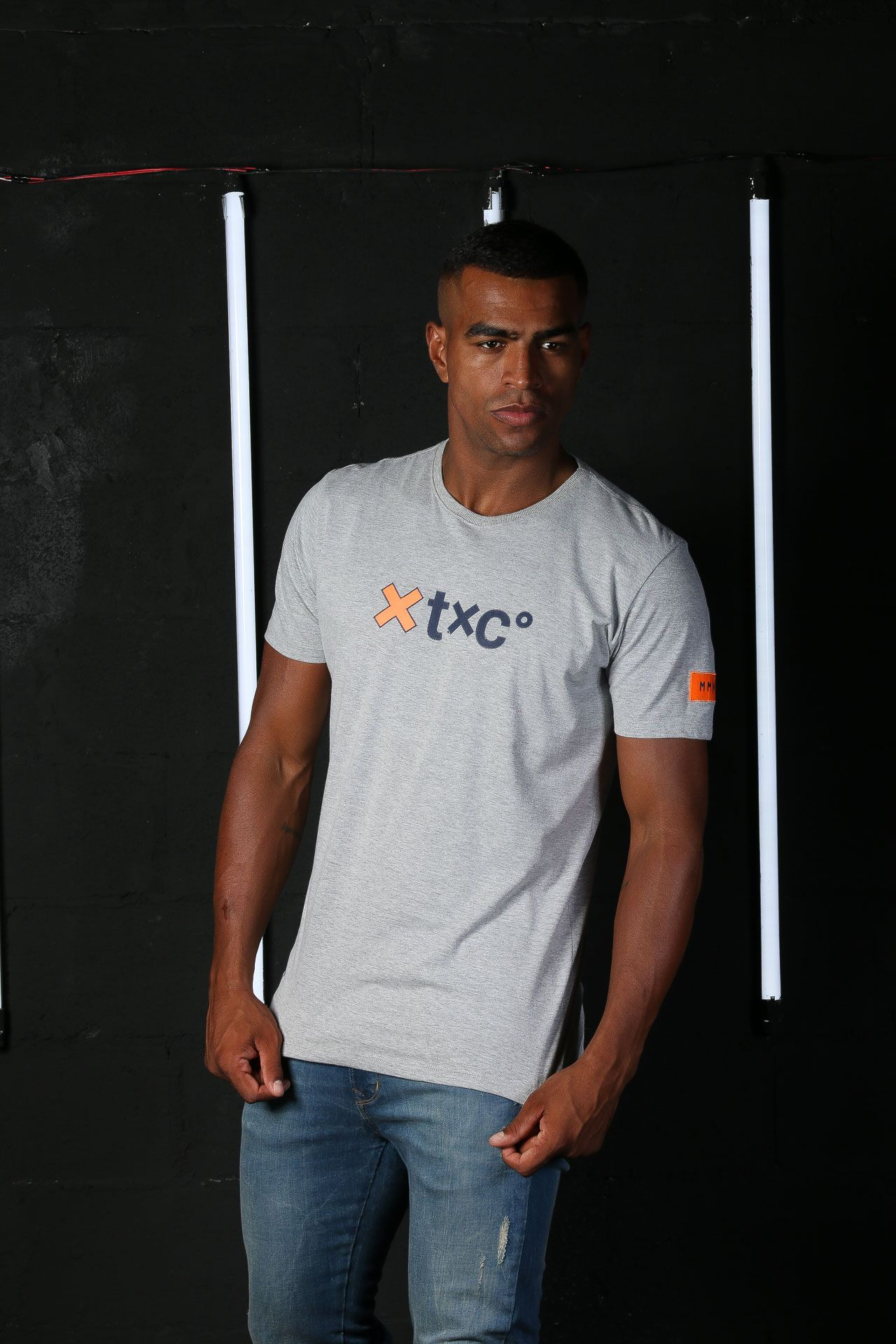 Camiseta Masculina TXC 1686