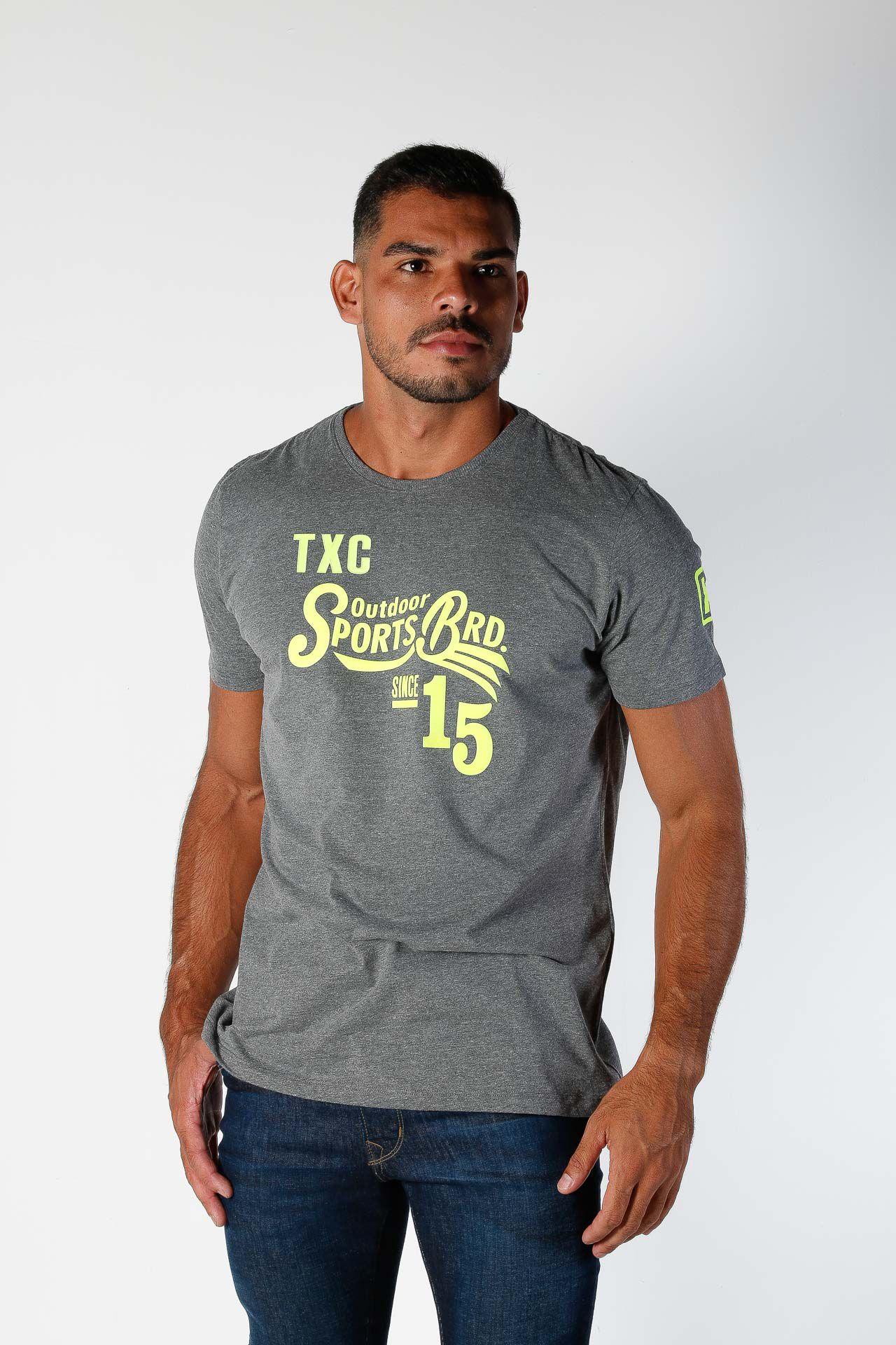 Camiseta Masculina TXC 1687