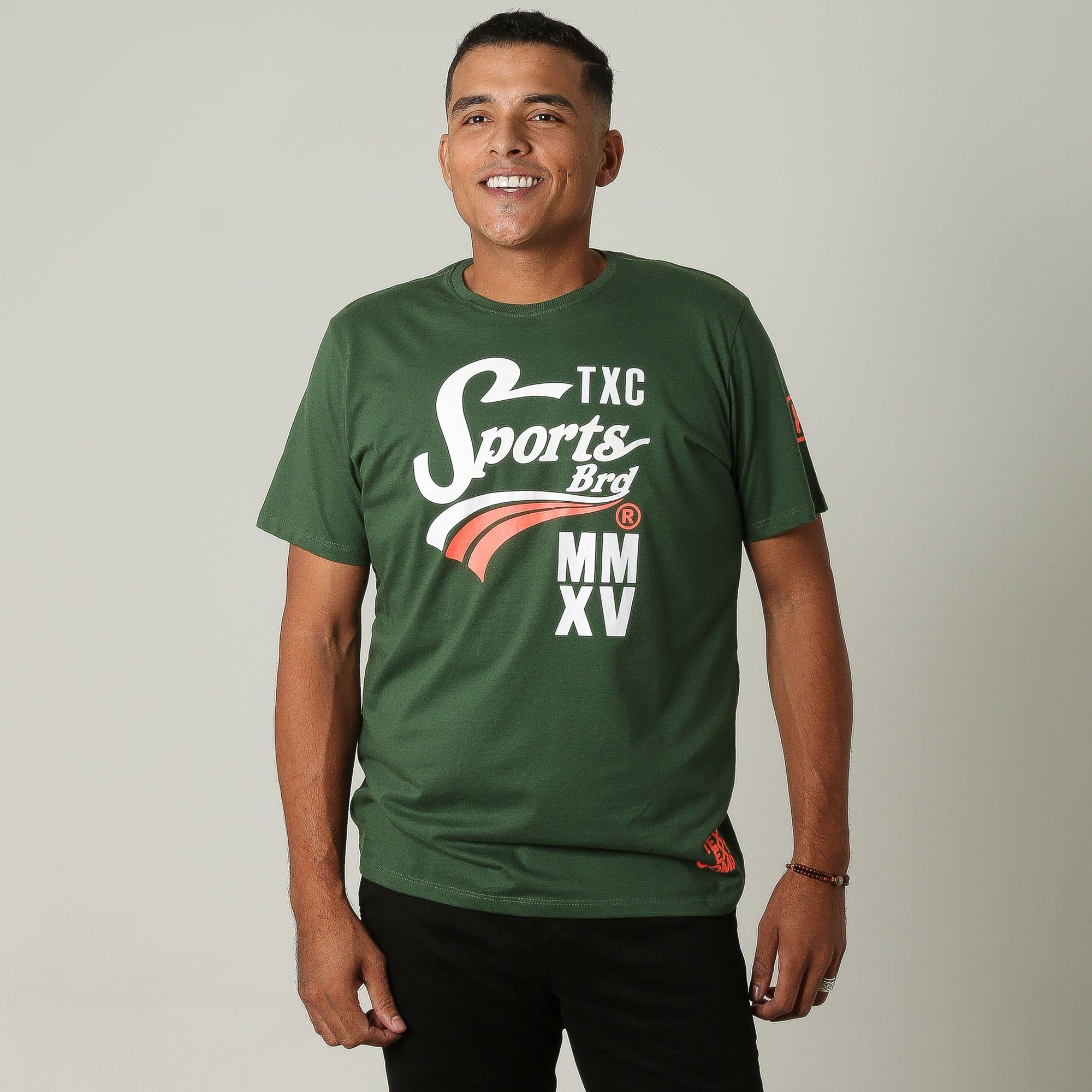 Camiseta Masculina TXC 1701