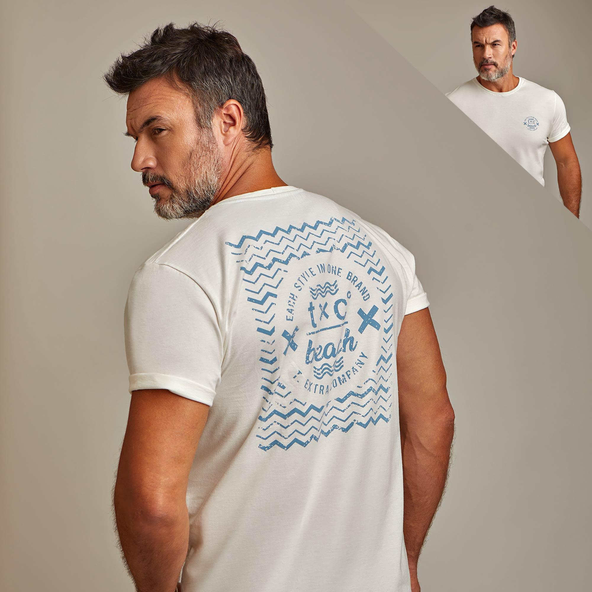 Camiseta Masculina TXC 1706