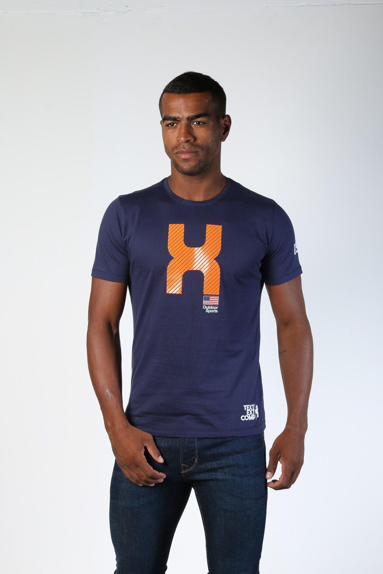 Camiseta Masculina TXC 1710