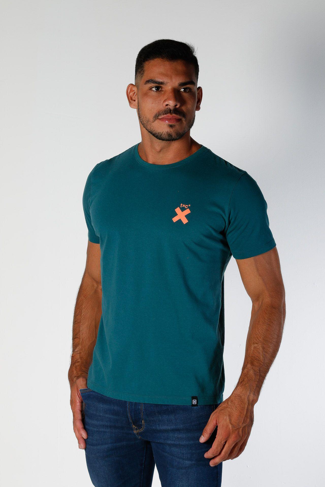 Camiseta Masculina TXC 1715