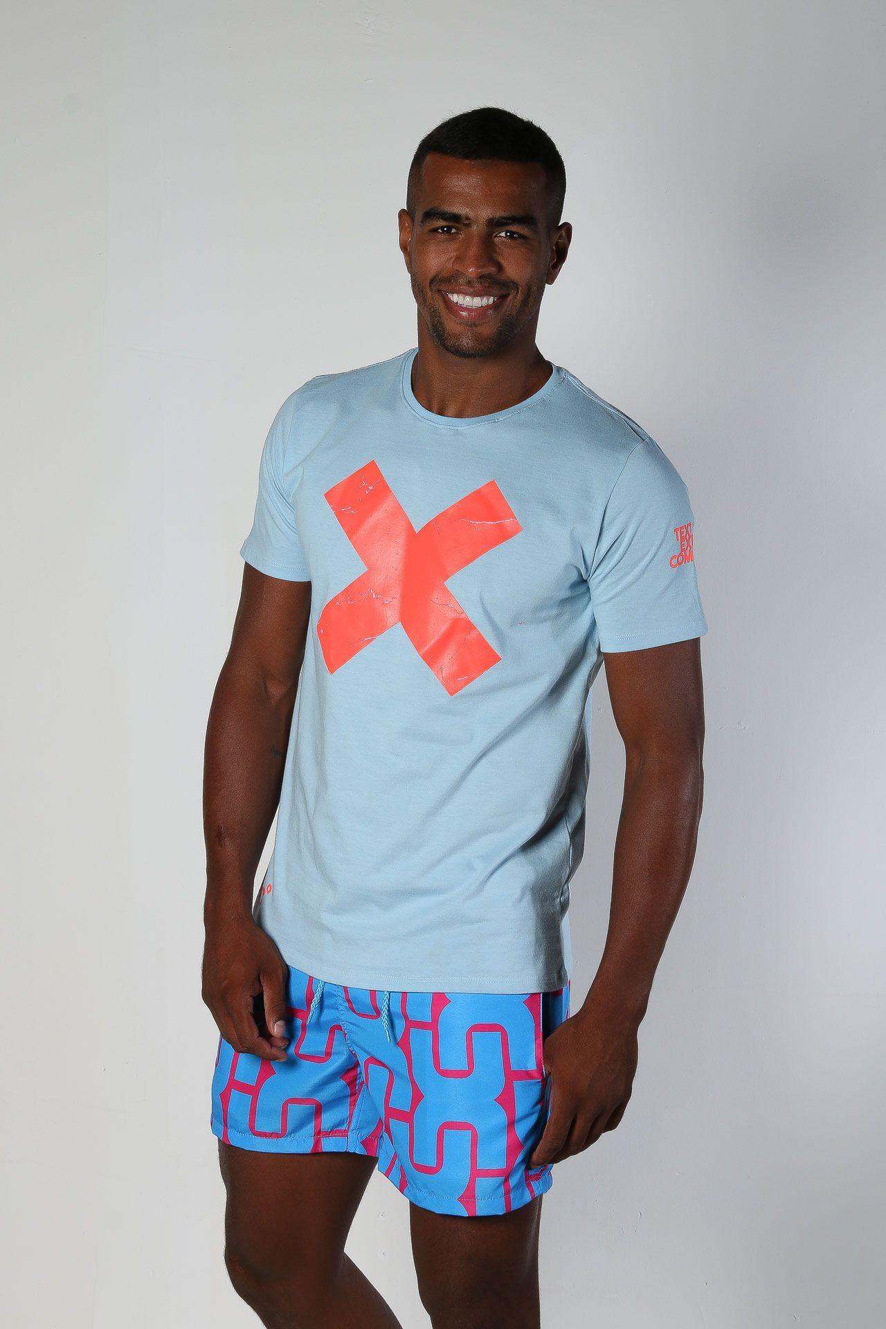 Camiseta Masculina TXC 1726