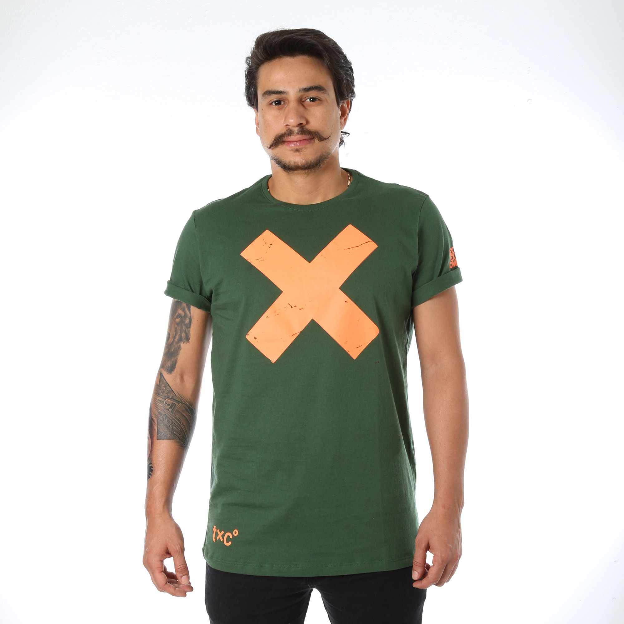 Camiseta Masculina TXC 1728