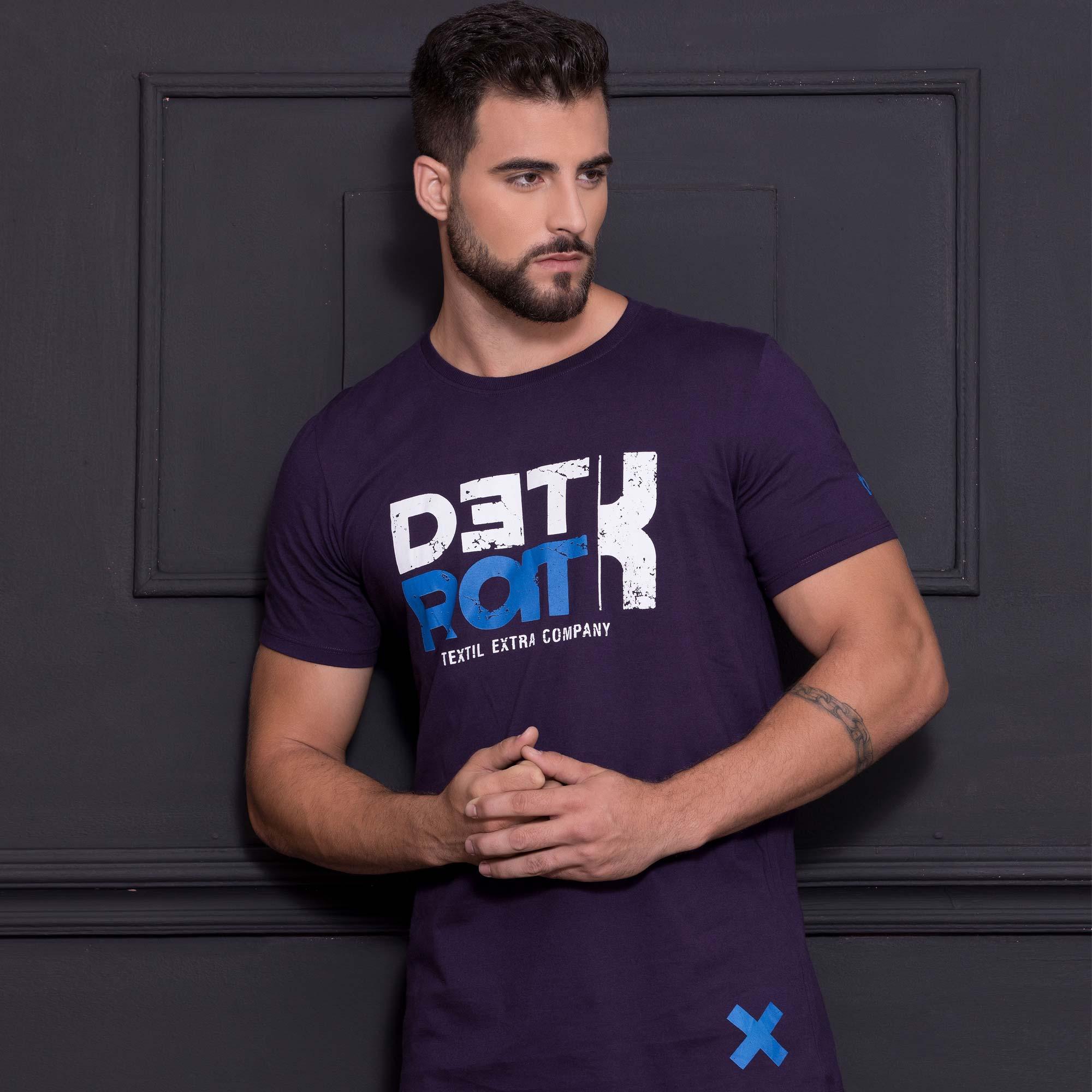 Camiseta Masculina TXC 1752