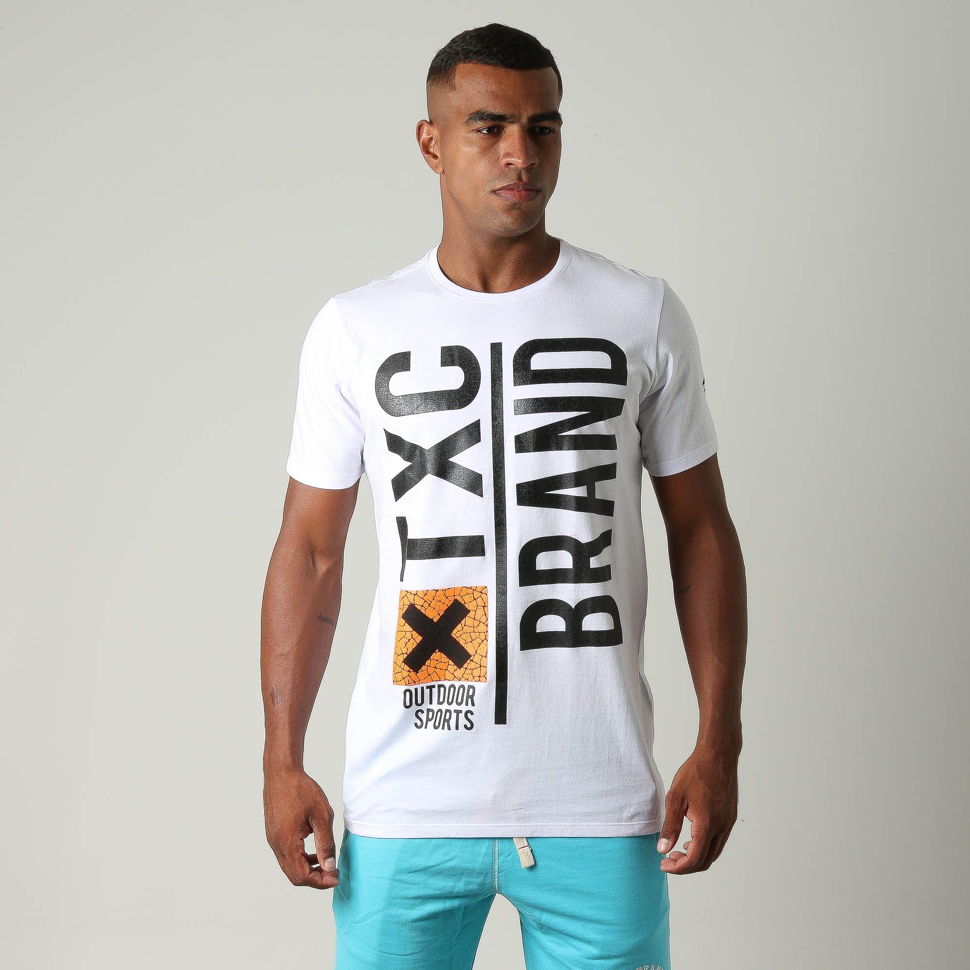 Camiseta Masculina TXC 1787