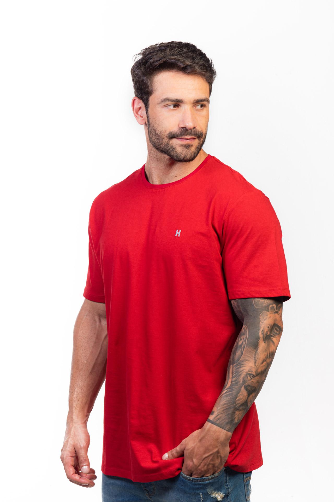 Camiseta Masculina TXC 1805
